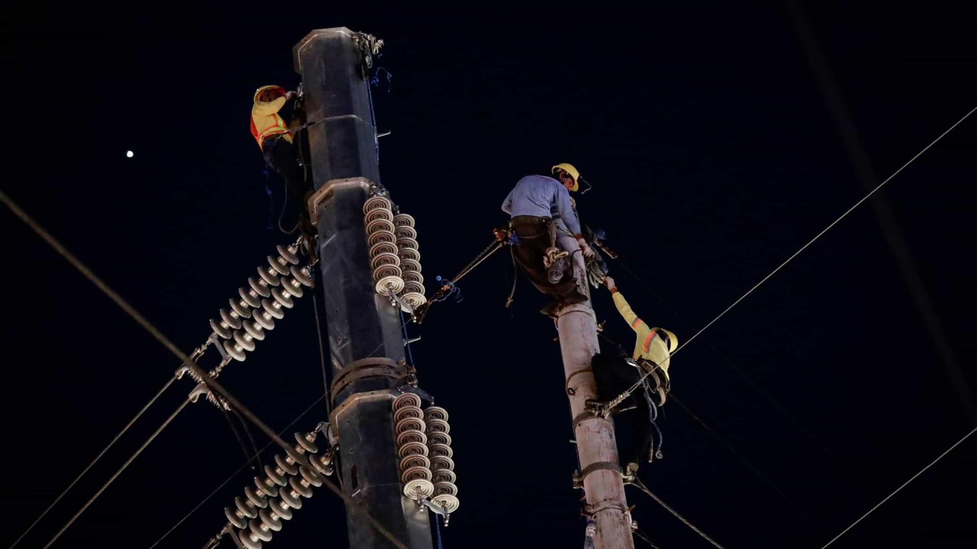 Várias localidades de Cascais e Oeiras estiveram horas às escuras