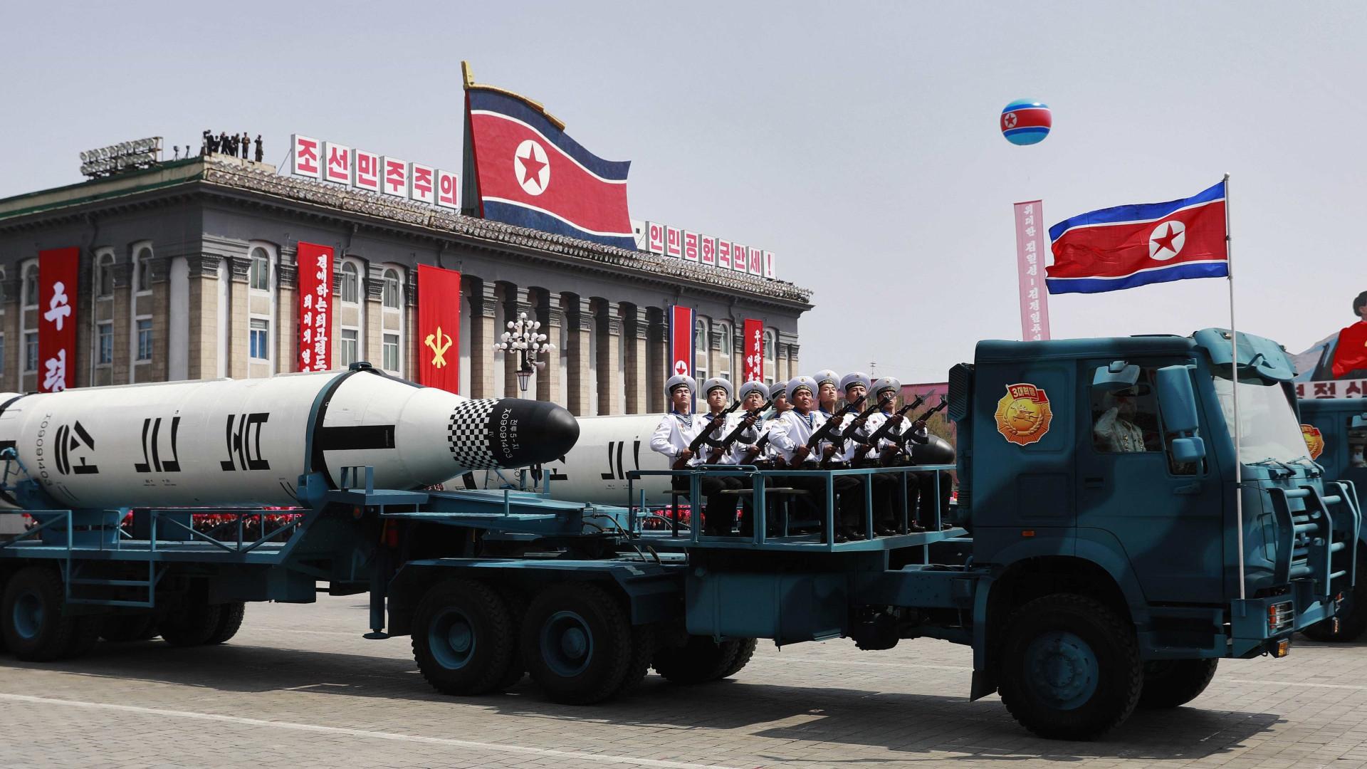 União Europeia ameaça Pyongyang com novas sanções