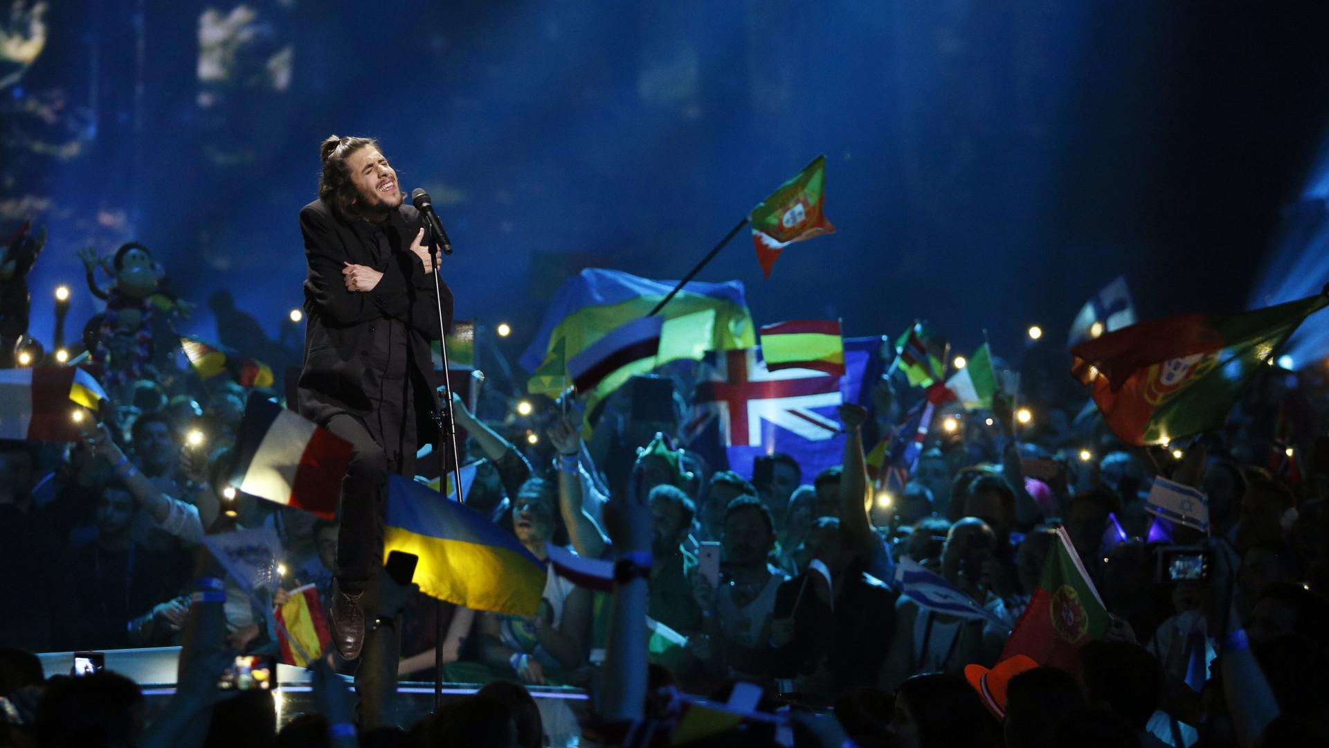Salvador Sobral dá primeiro concerto desde vitória na Eurovisão