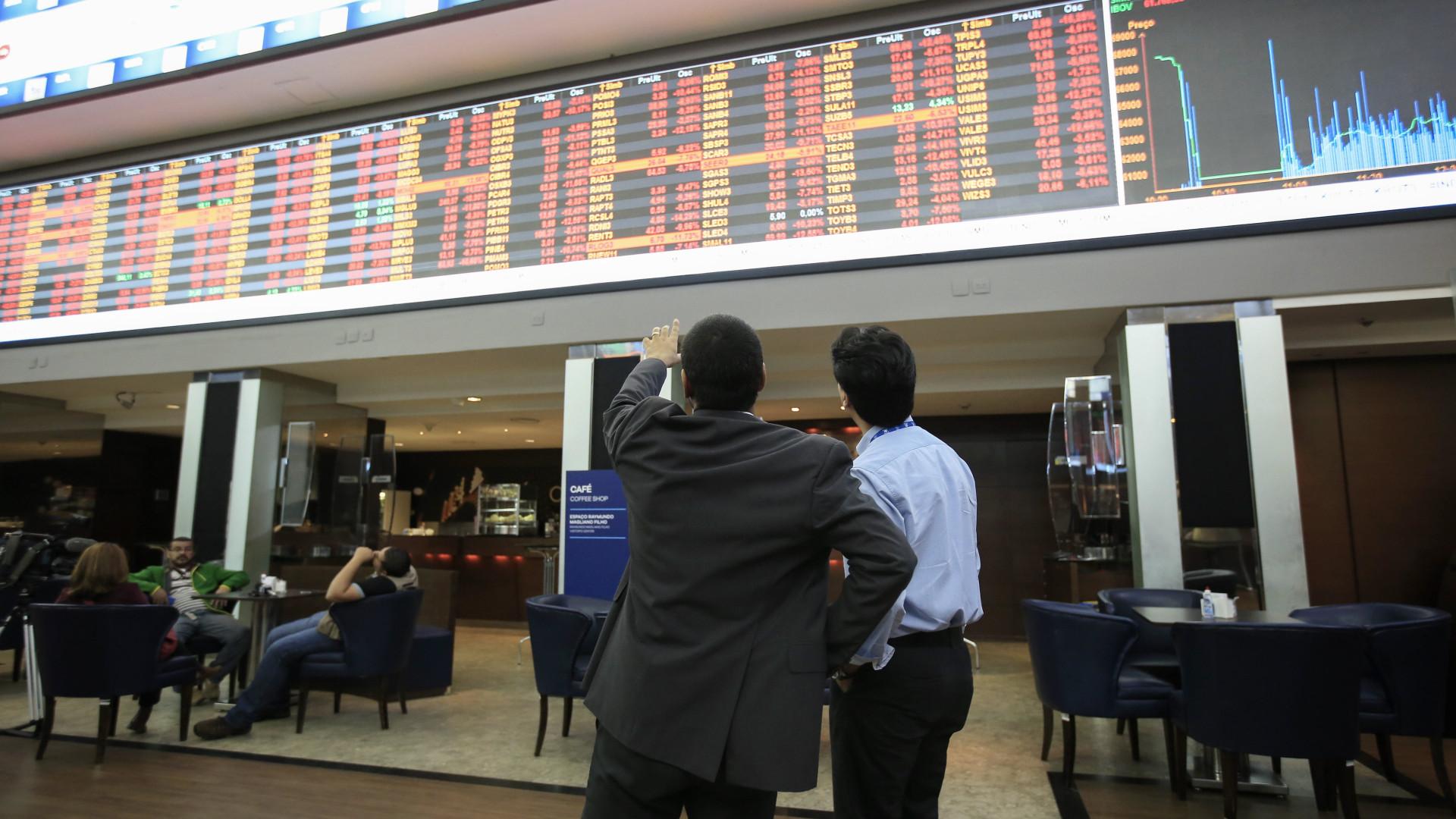 Bolsa brasileira dispara mais de 6% animada com resultado das eleições