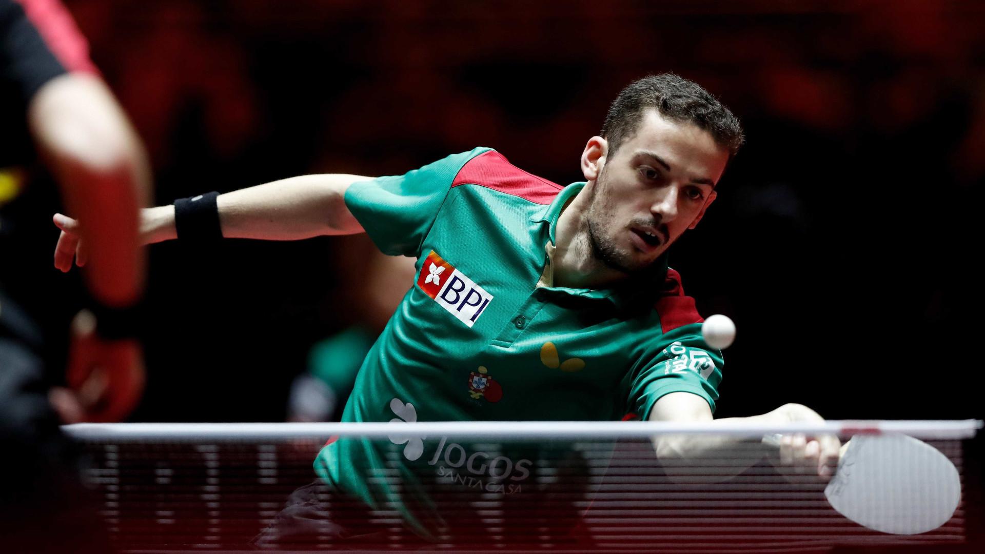 Portugal está nas meias-finais do Europeu de ténis de mesa
