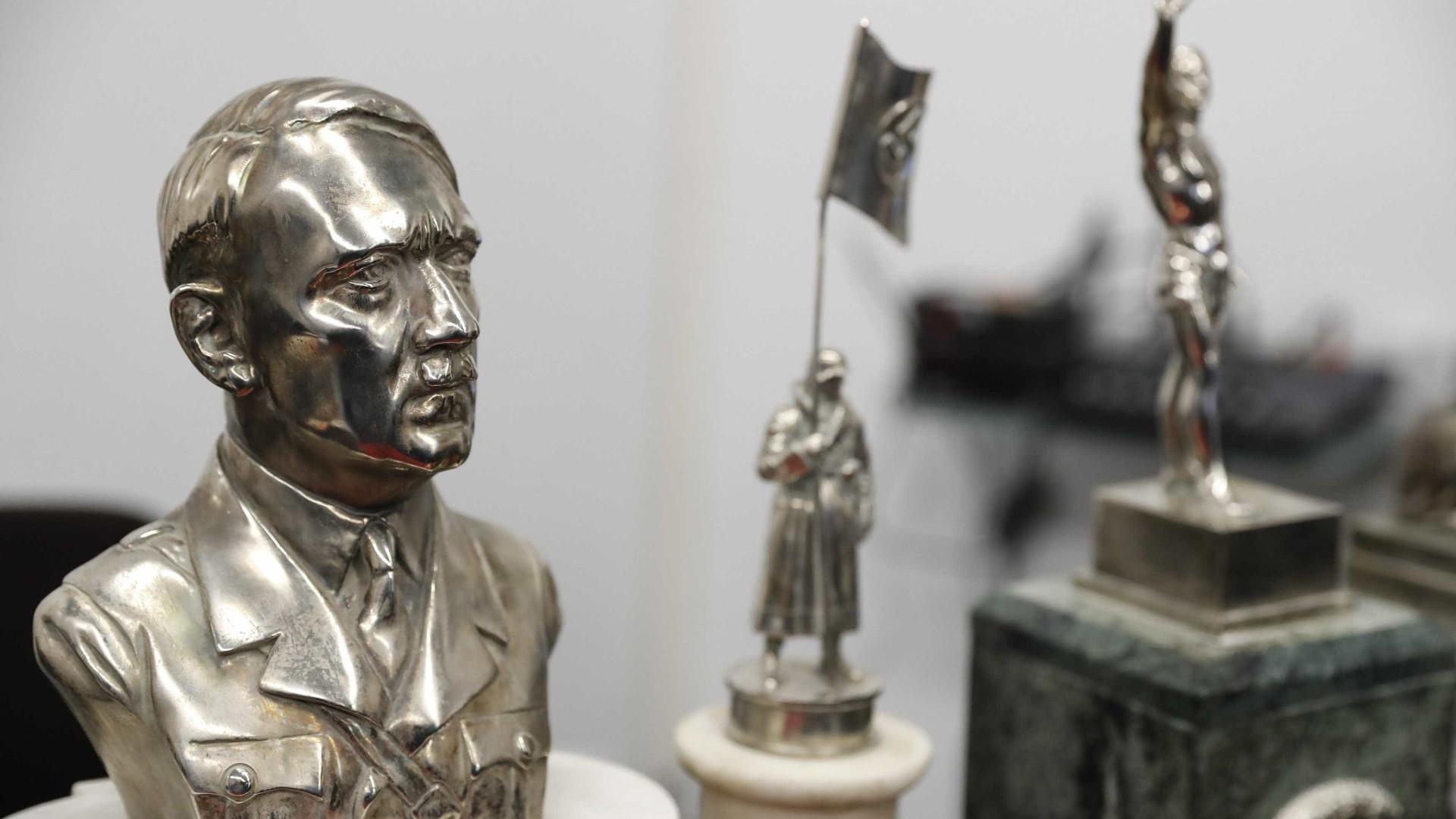 Descoberta na Argentina coleção de supostos artefactos originais nazis