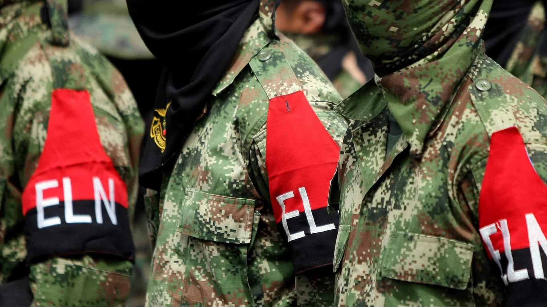 Colômbia denuncia recrutamento de 24 menores pelo ELN