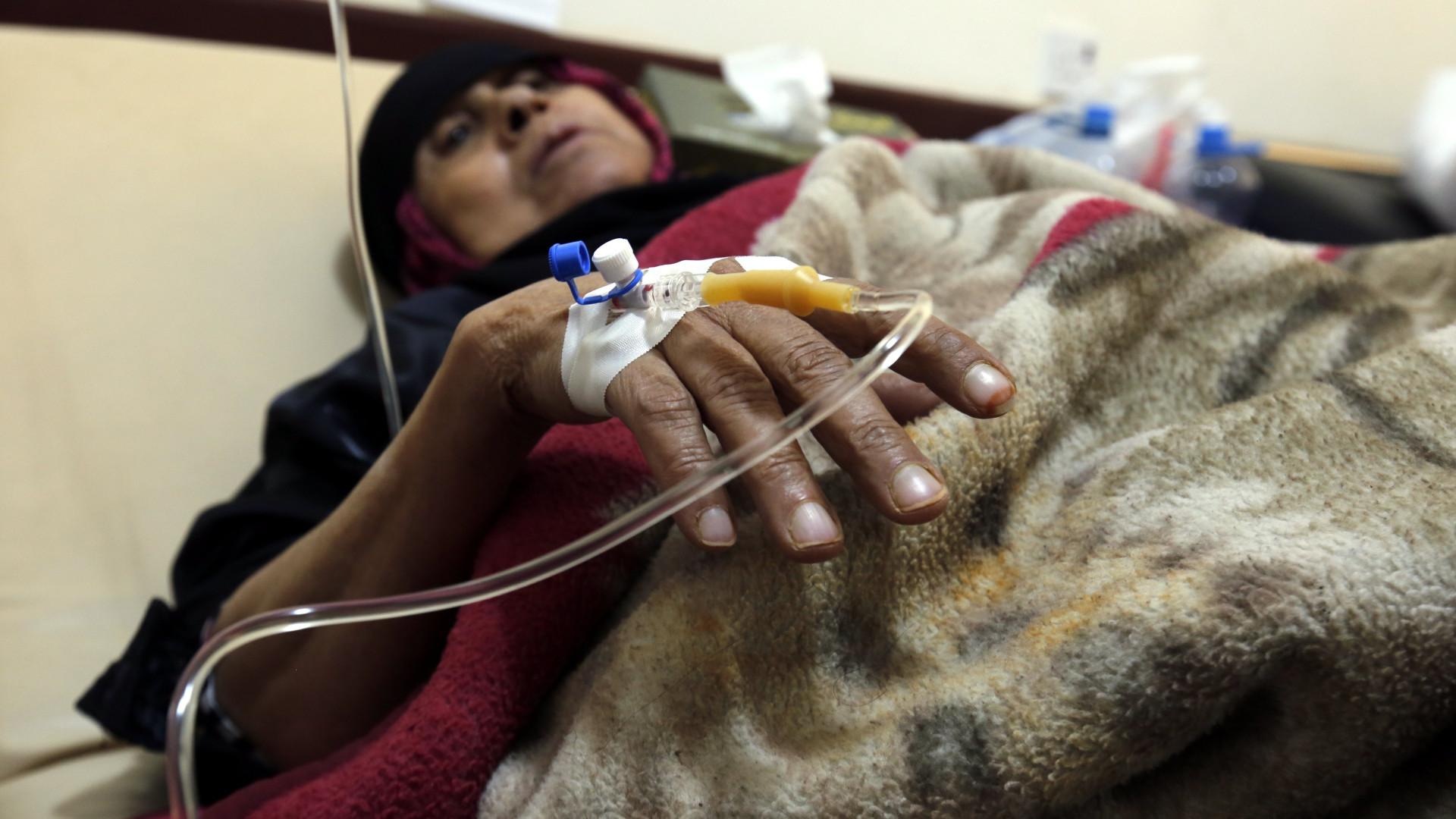 Novas vacinas e terapias com resultados promissores contra a cólera