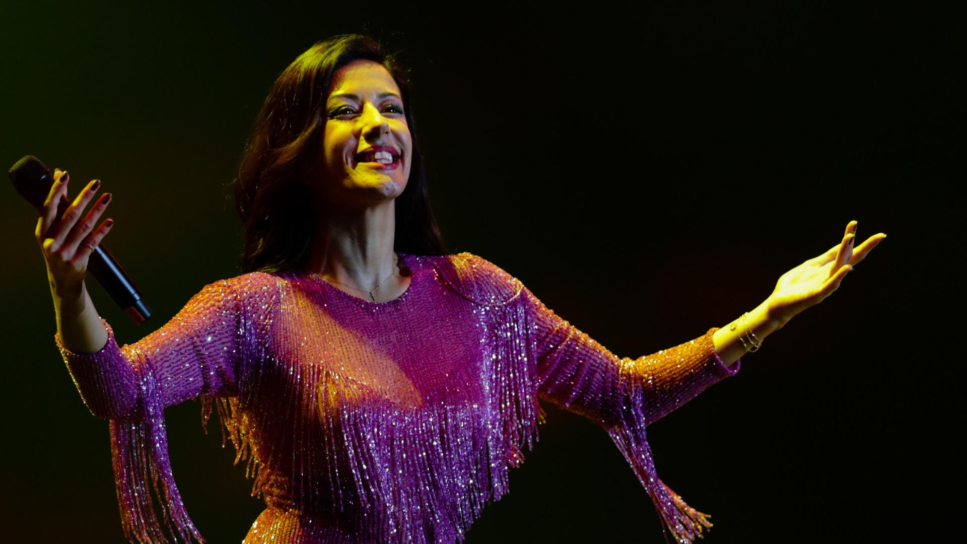 Ana Moura vai juntar-se aos U2 para dar voz a campanha contra a pobreza