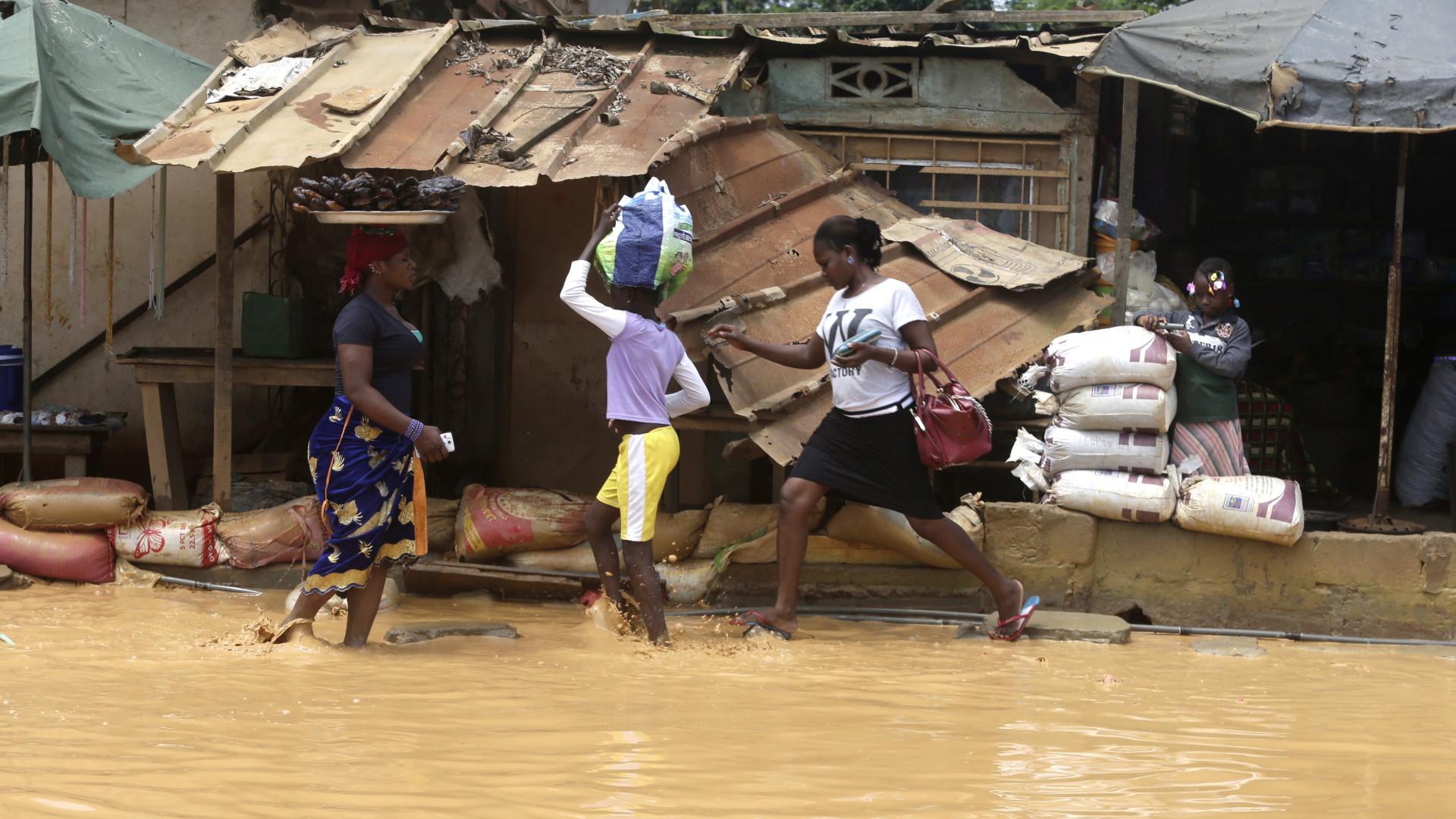 Maioria dos moçambicanos vive em zonas de risco de desastres naturais