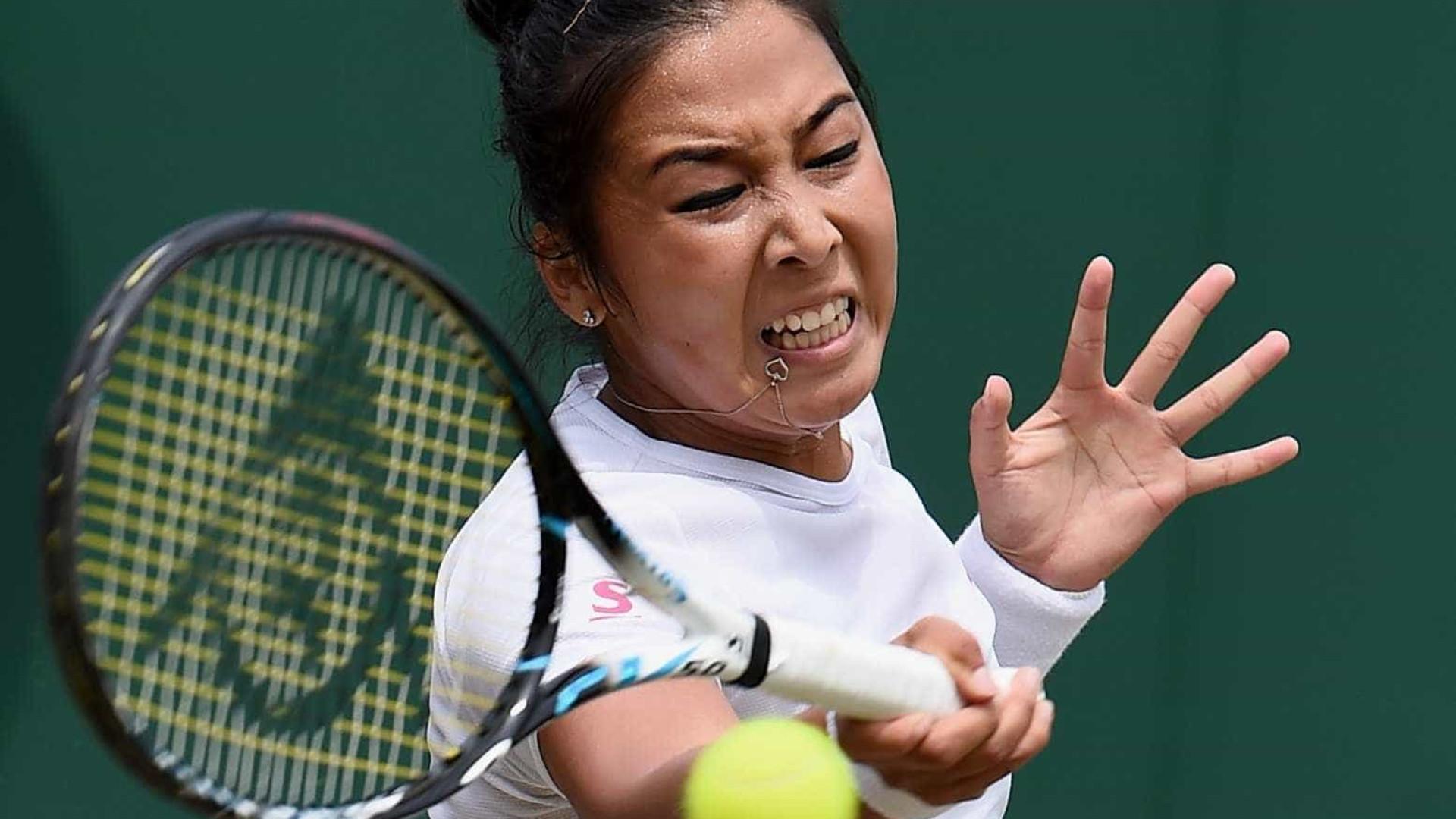Zarina Diyas conquista primeiro título do circuito de ténis em Tóquio