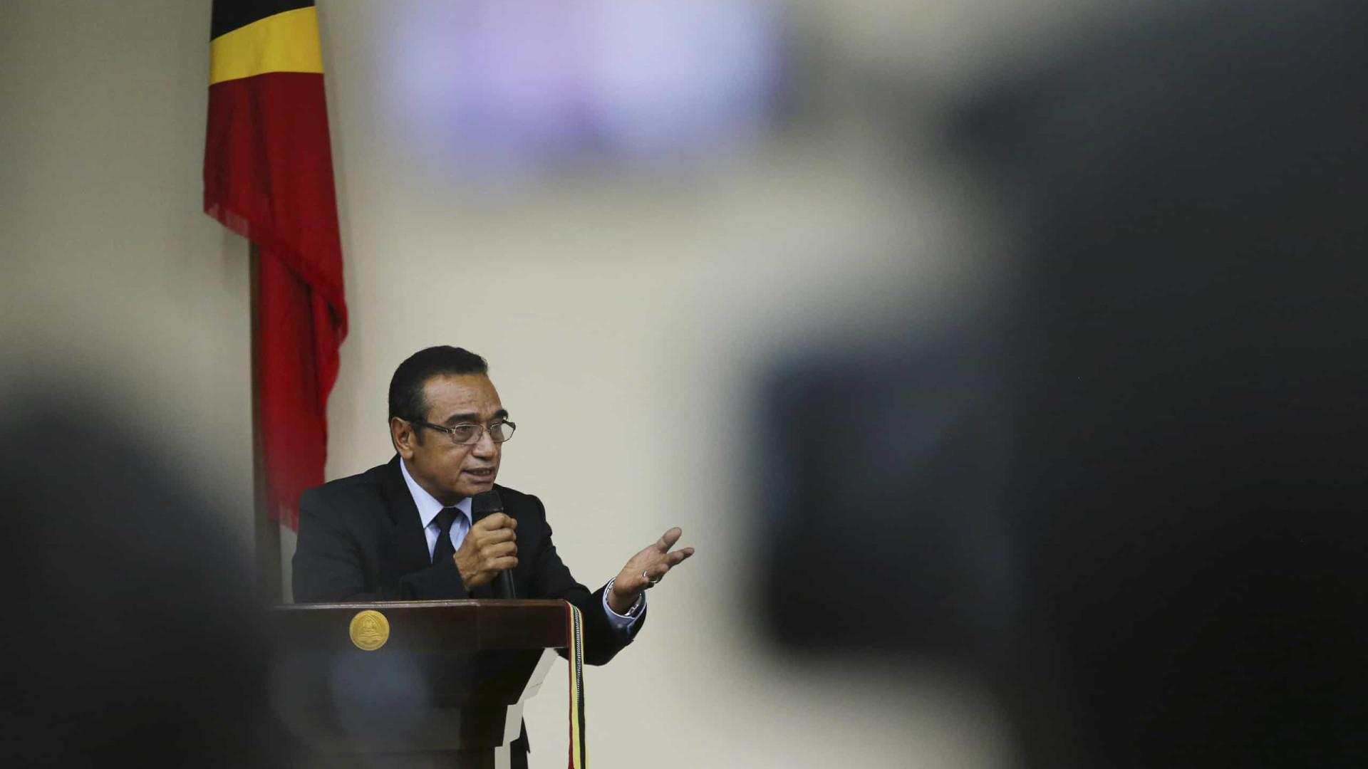 PR timorense cancela participação na Assembleia-Geral da ONU