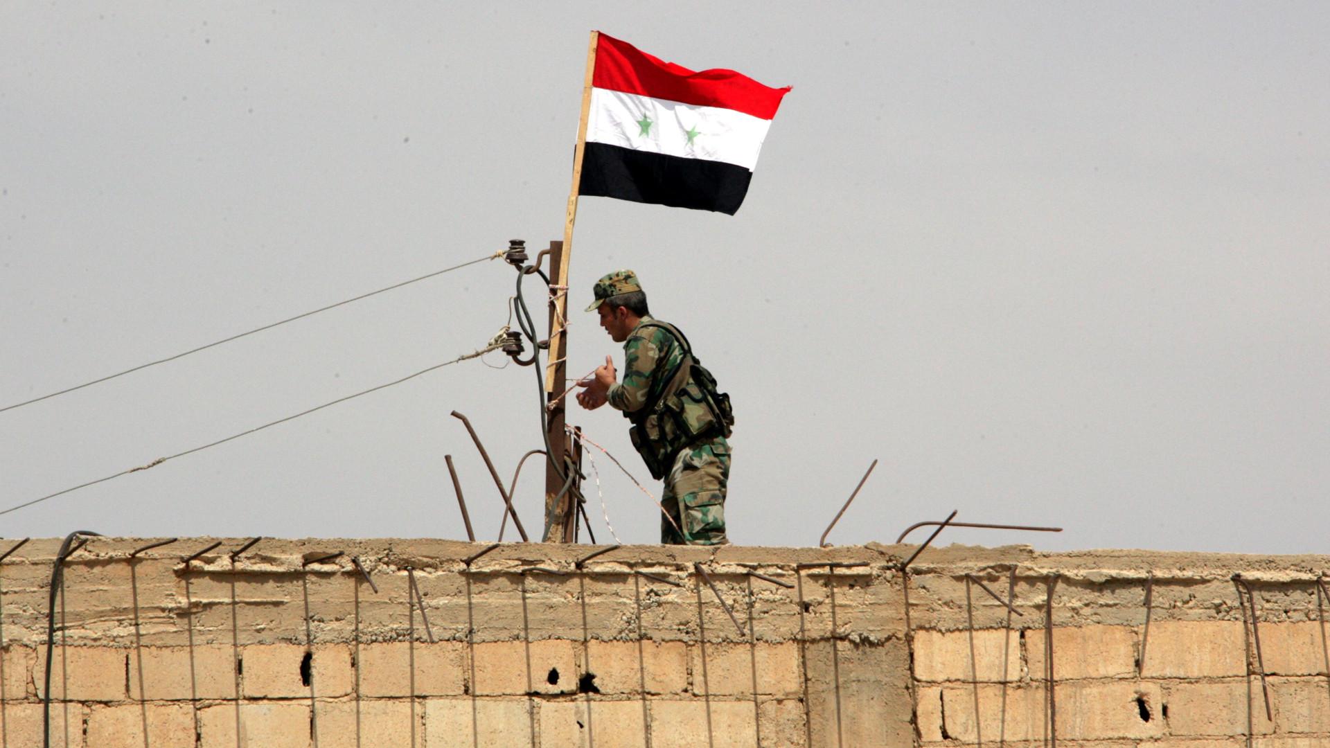 Forças sírias tomaram localidade na província de Deraa