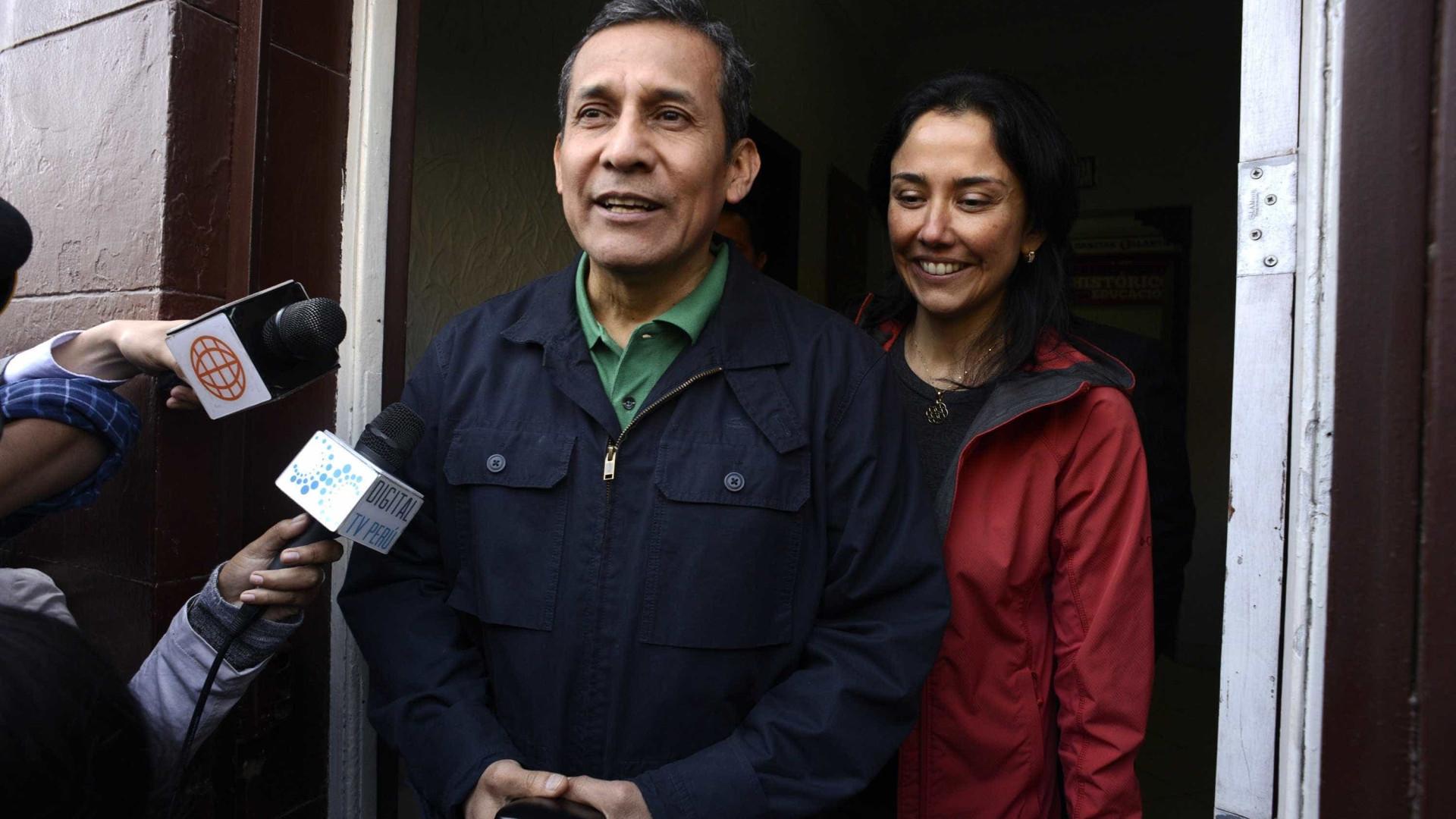 MP do Peru pede prisão de ex-presidente por propina da Odebrecht