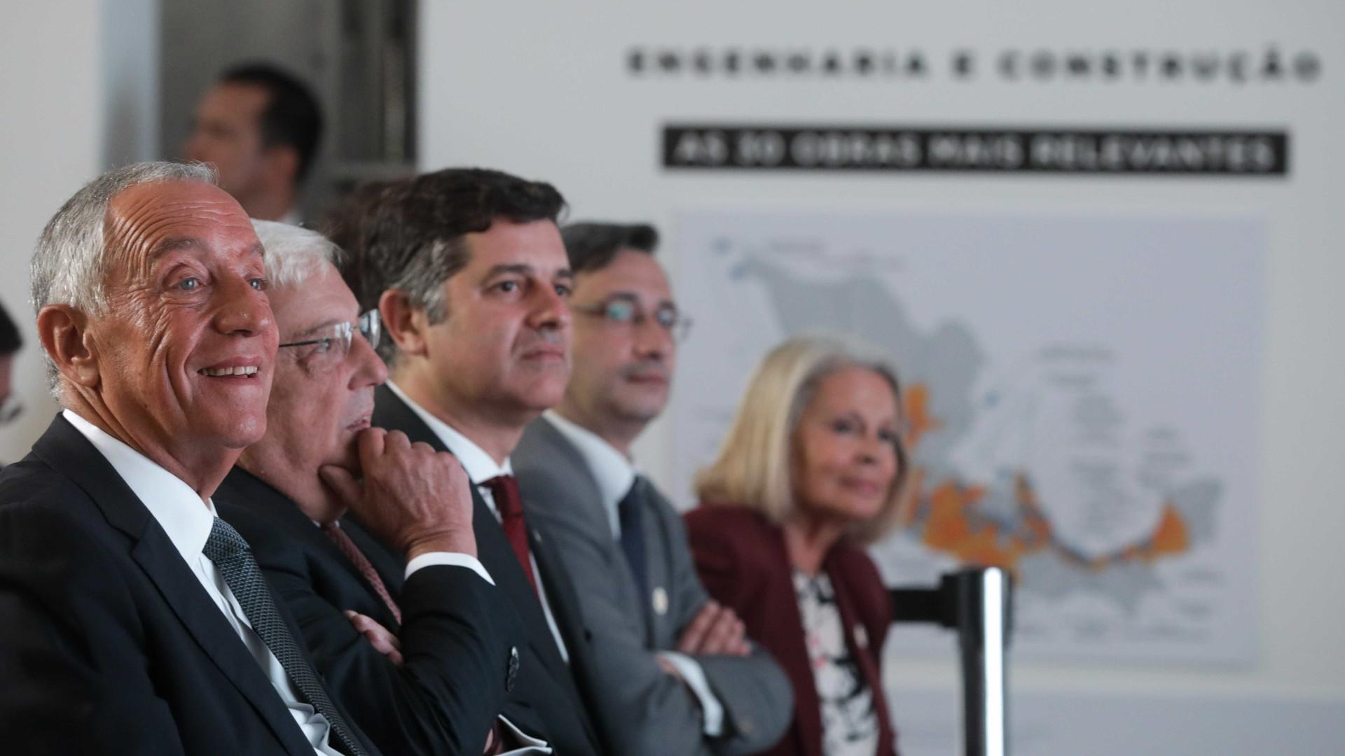 """Presidente e Governo criaram """"novo sentido de esperança em Portugal"""""""