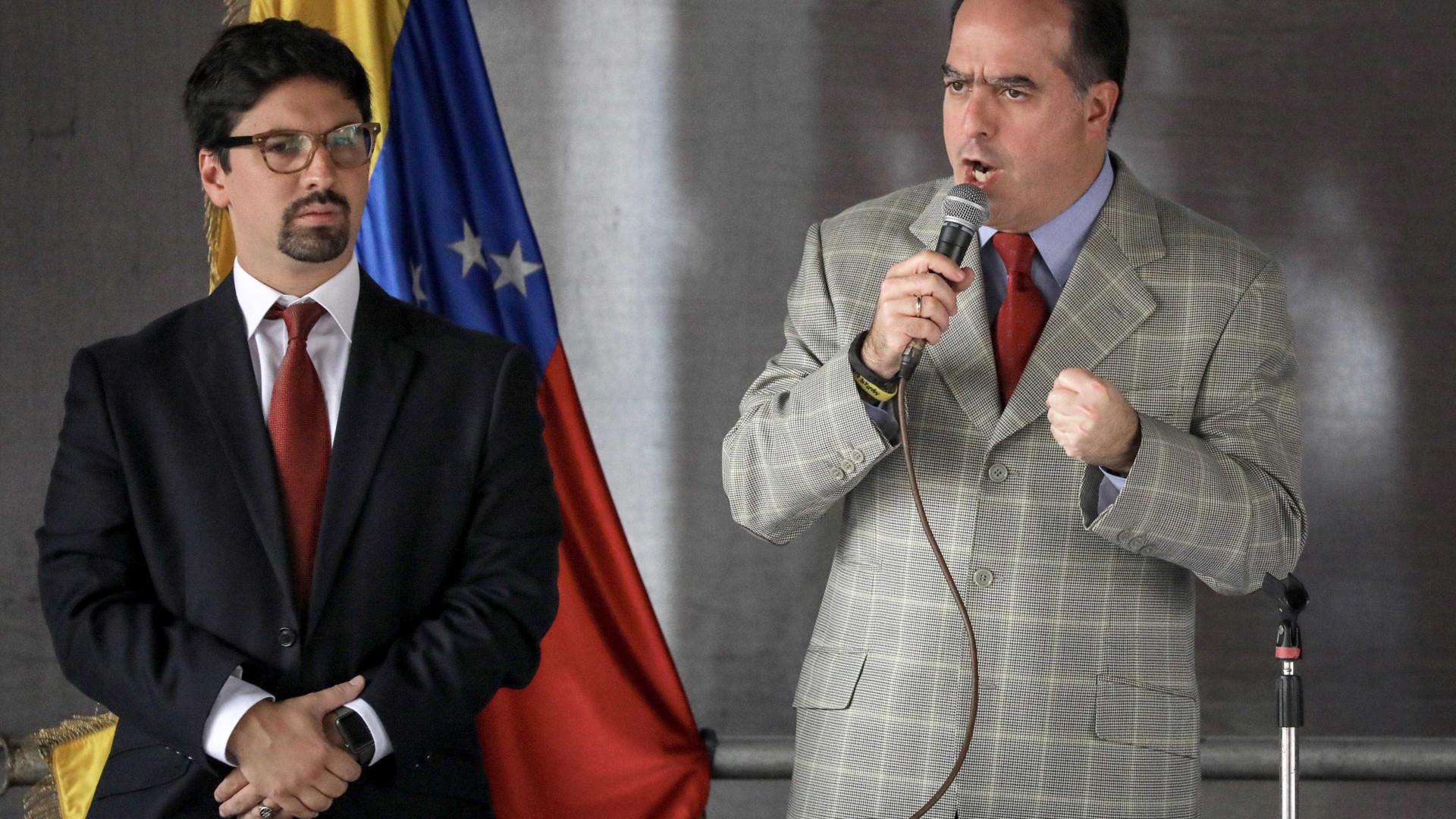 Juízes nomeados pelo Parlamento da Venezuela serão presos — Maduro