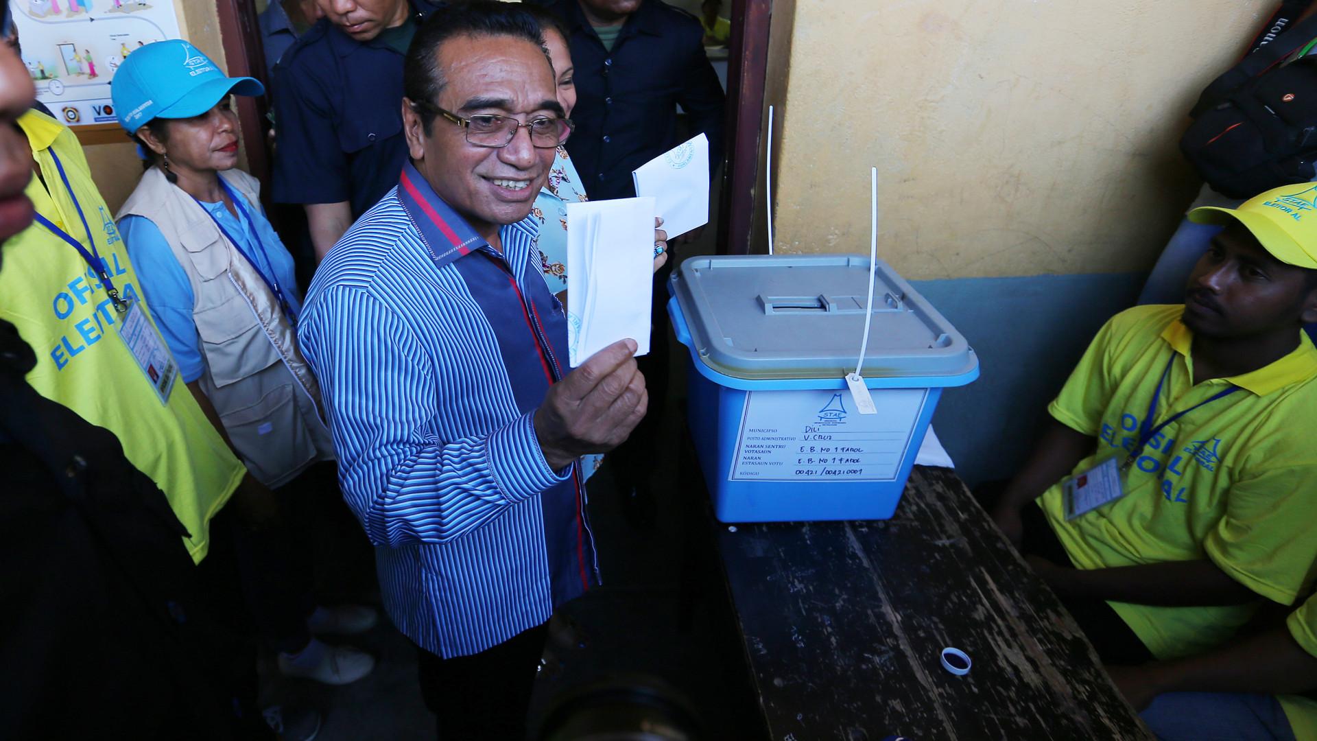 Parlamento timorense nega autorização a presidente para viagem a Portugal