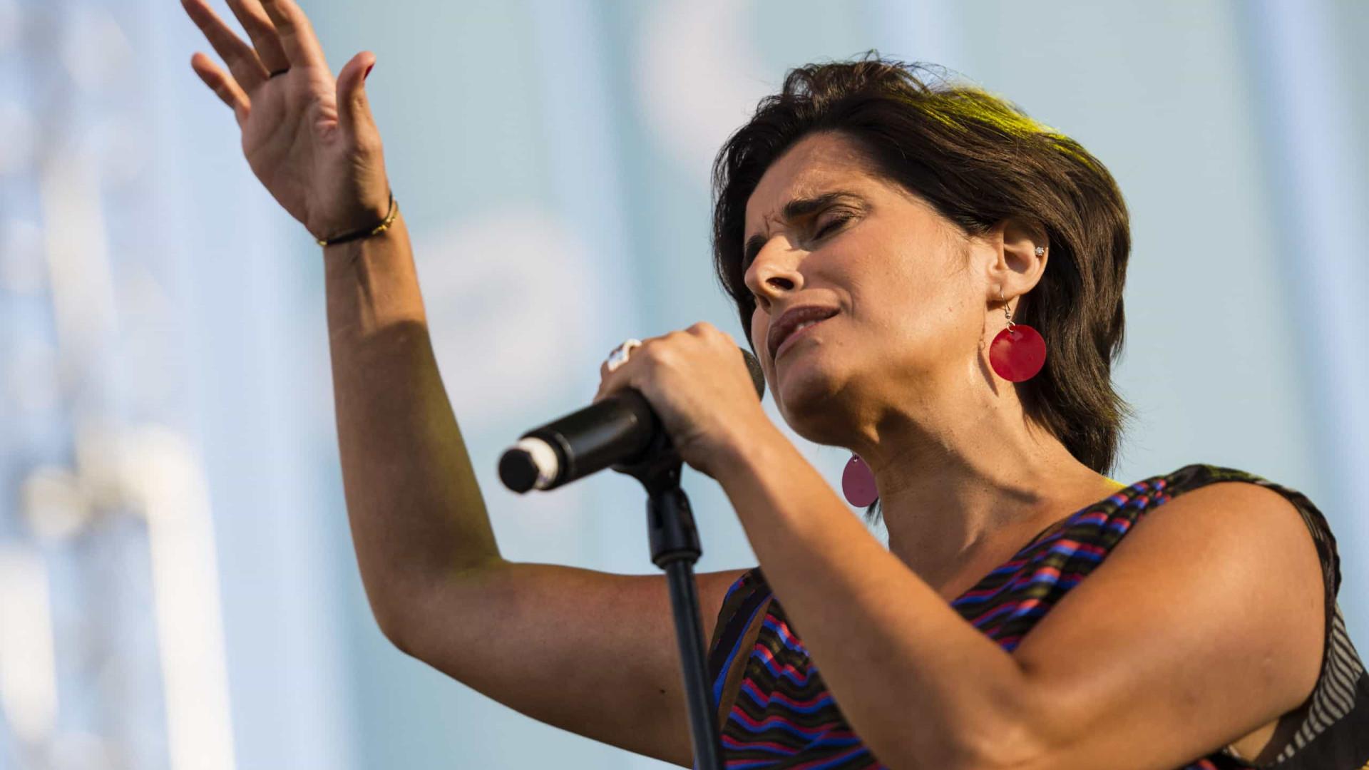 """Novo CD é """"uma libertação"""" e reflete o seu crescimento musical"""