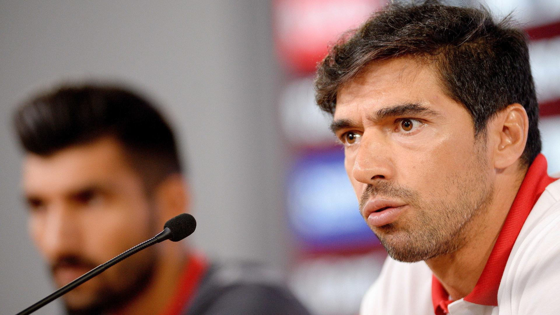 Abel Ferreira deixa críticas implícitas ao vídeo-árbitro