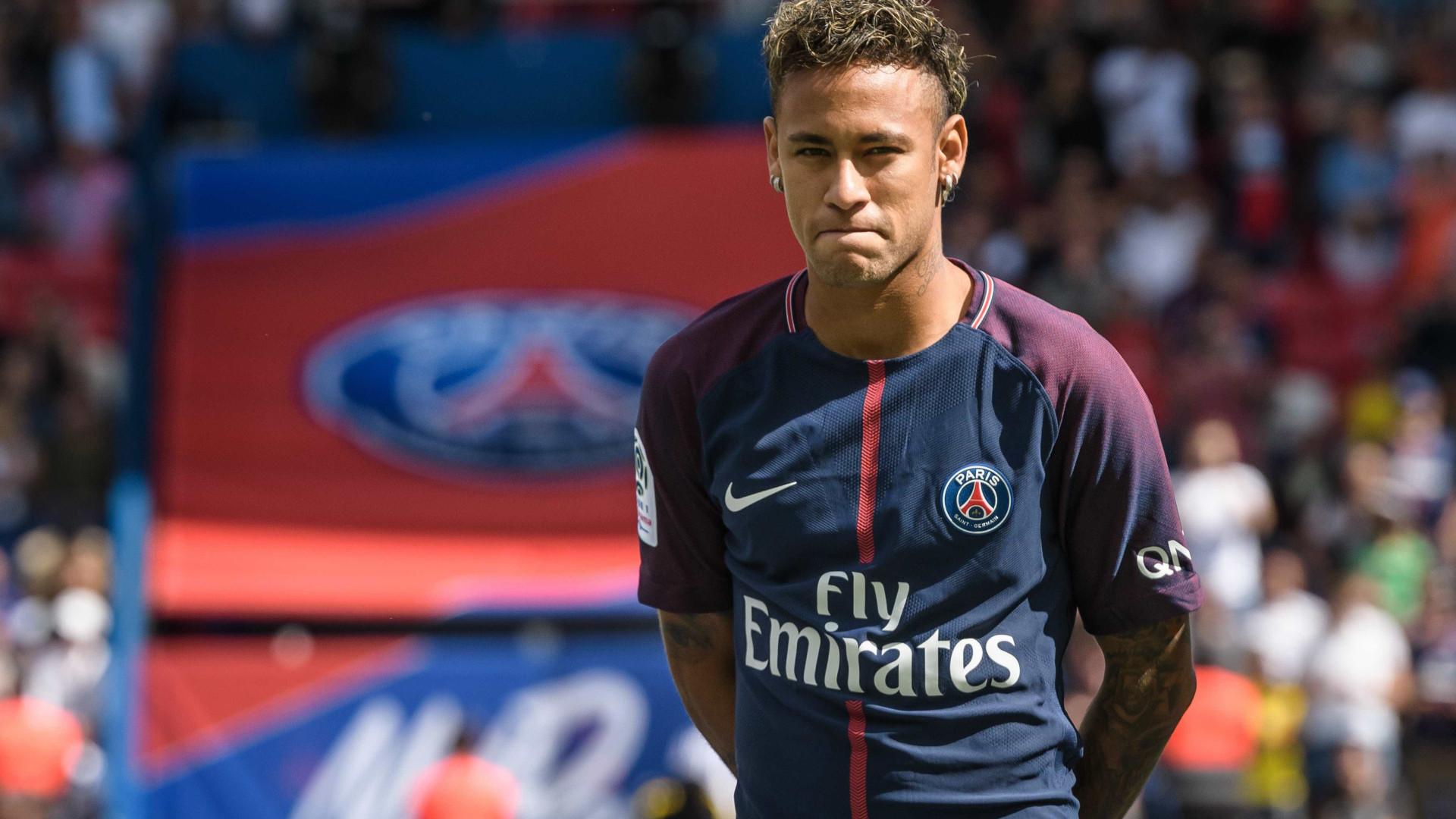 Neymar põe fim a litígio e paga 2,1 milhões de euros ao fisco brasileiro