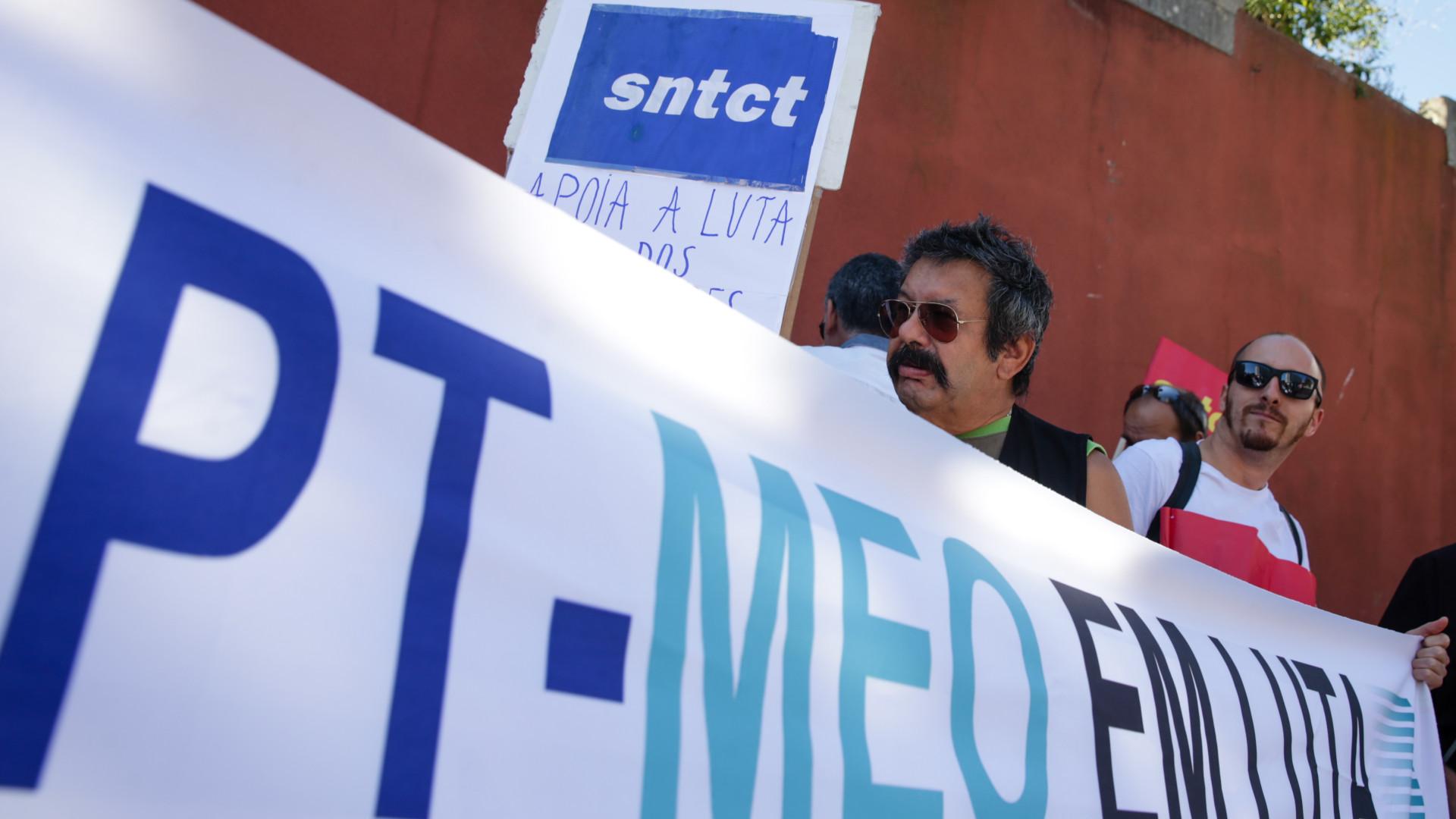 Representantes dos trabalhadores marcam concentração no Porto