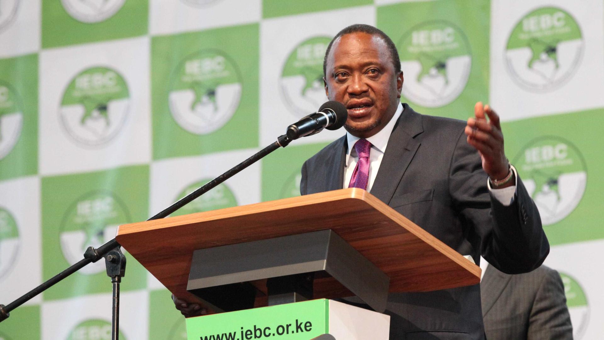União Europeia felicita Presidente do Quénia pela sua reeleição