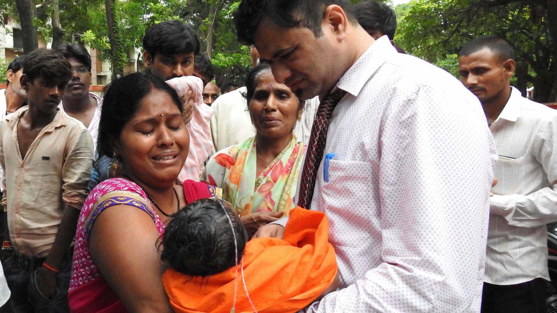 Morte de 63 crianças em hospital por alegada negligência investigada