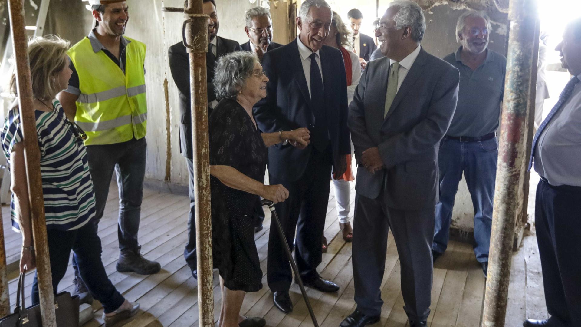 Governo dispensa de licenciamento reconstrução de casas