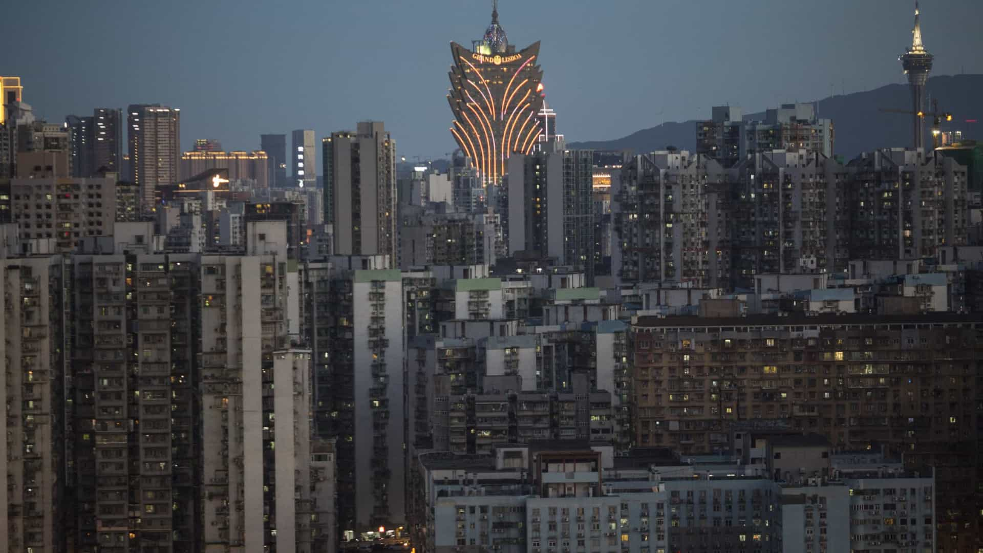 Orçamento de Macau para 2018 sobe 15,76%