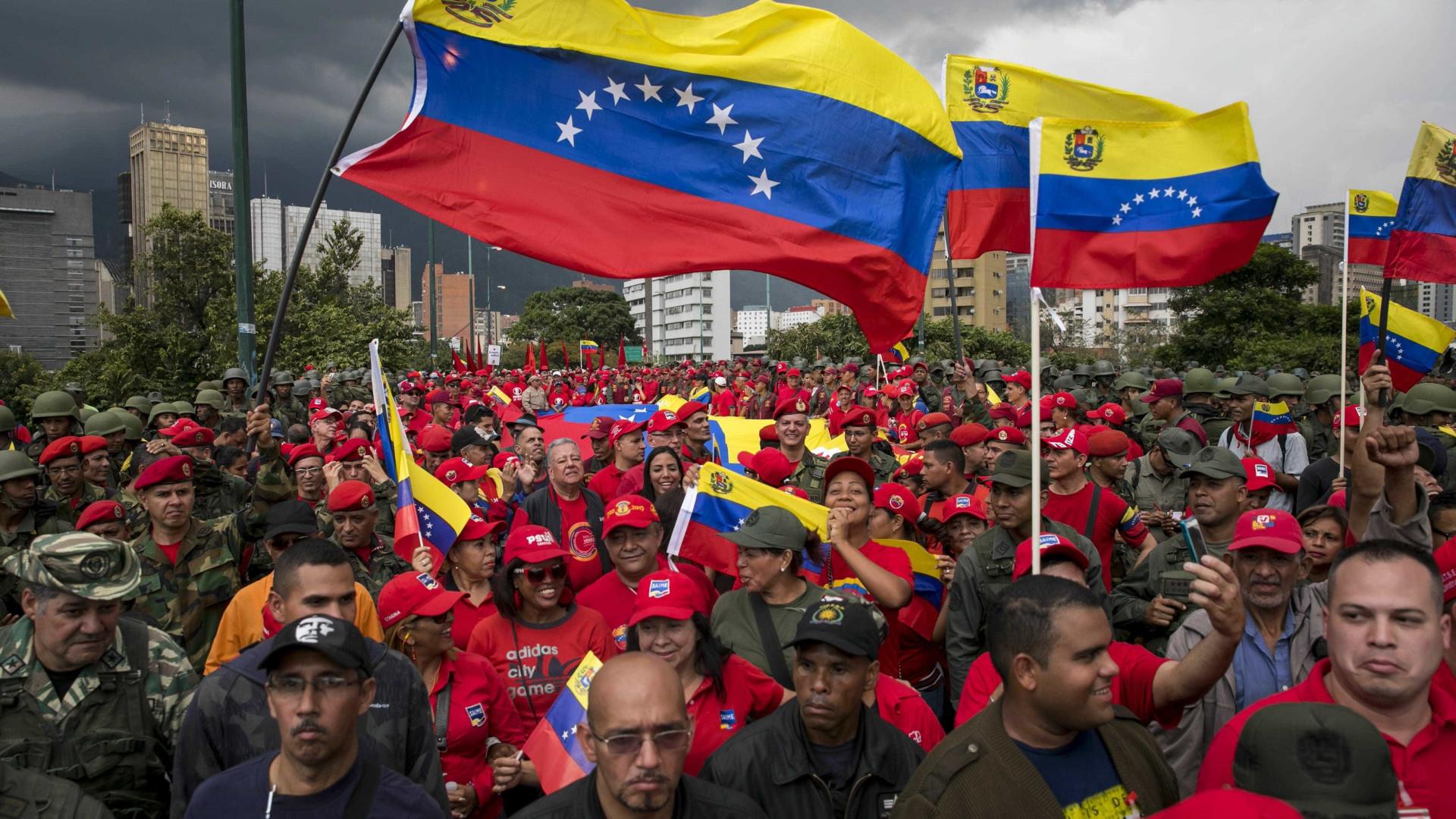 Rússia considera 'inadmissíveis' as sanções unilaterais dos EUA contra Venezuela