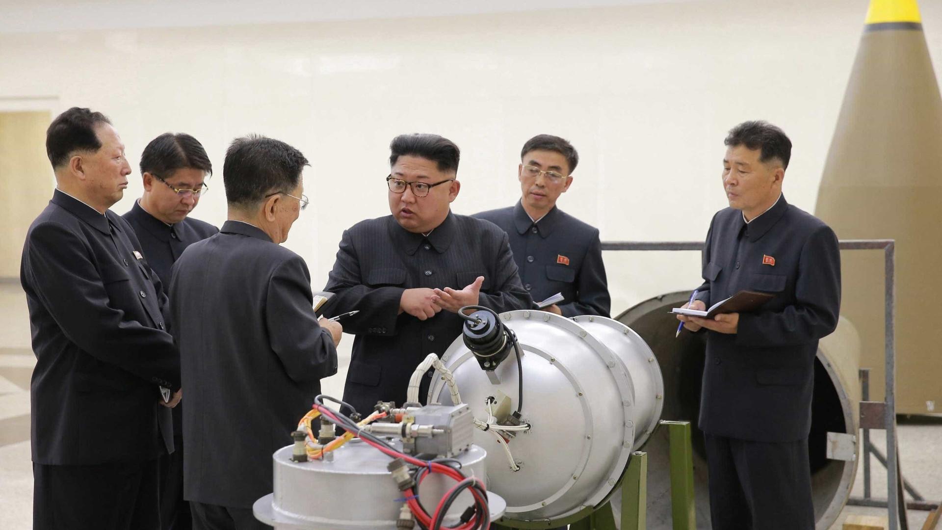 Pyongyang estende ameaça a Tóquio e Seul após novas sanções