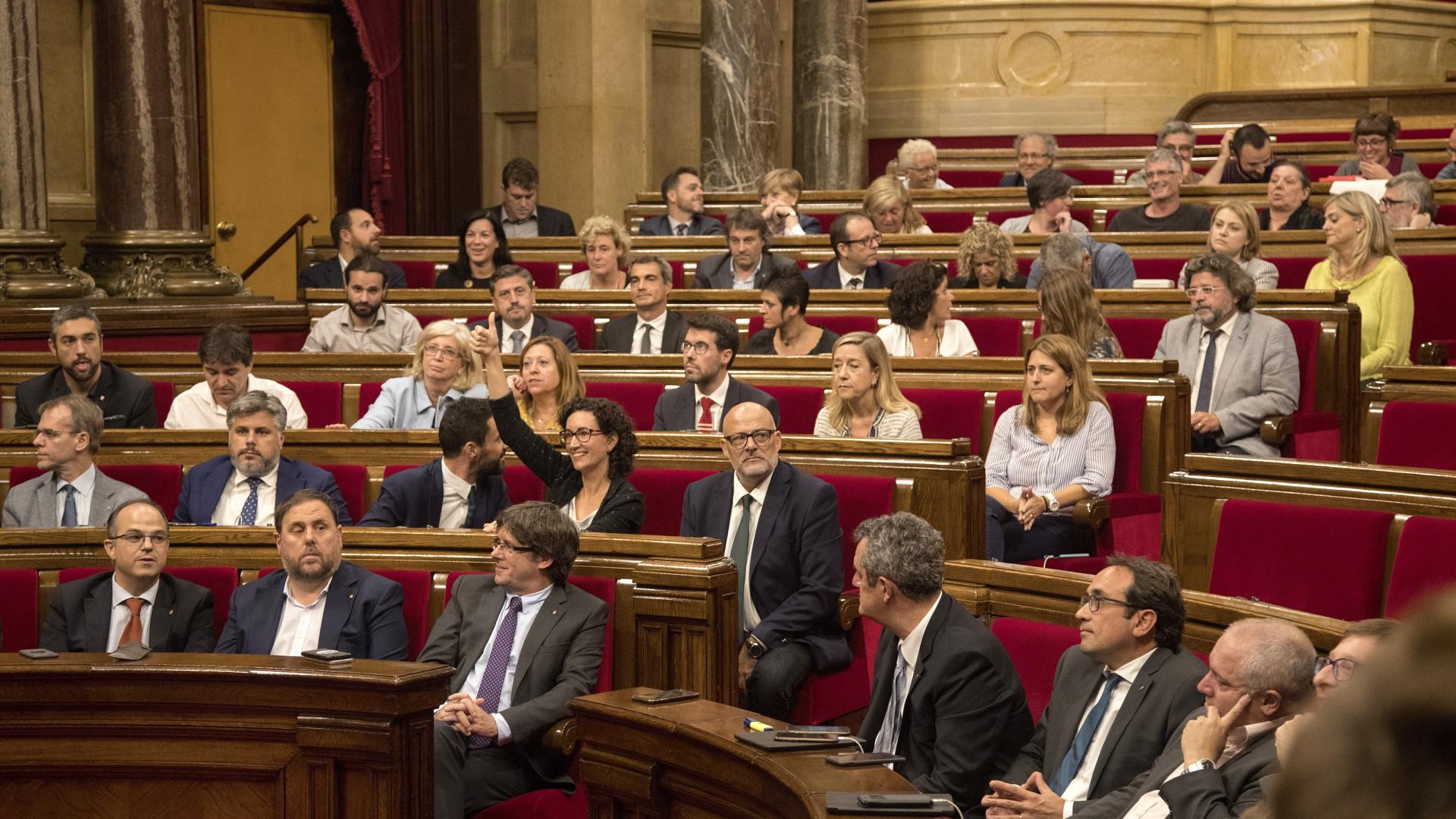 Separatistas propõem independência em moção ao parlamento regional