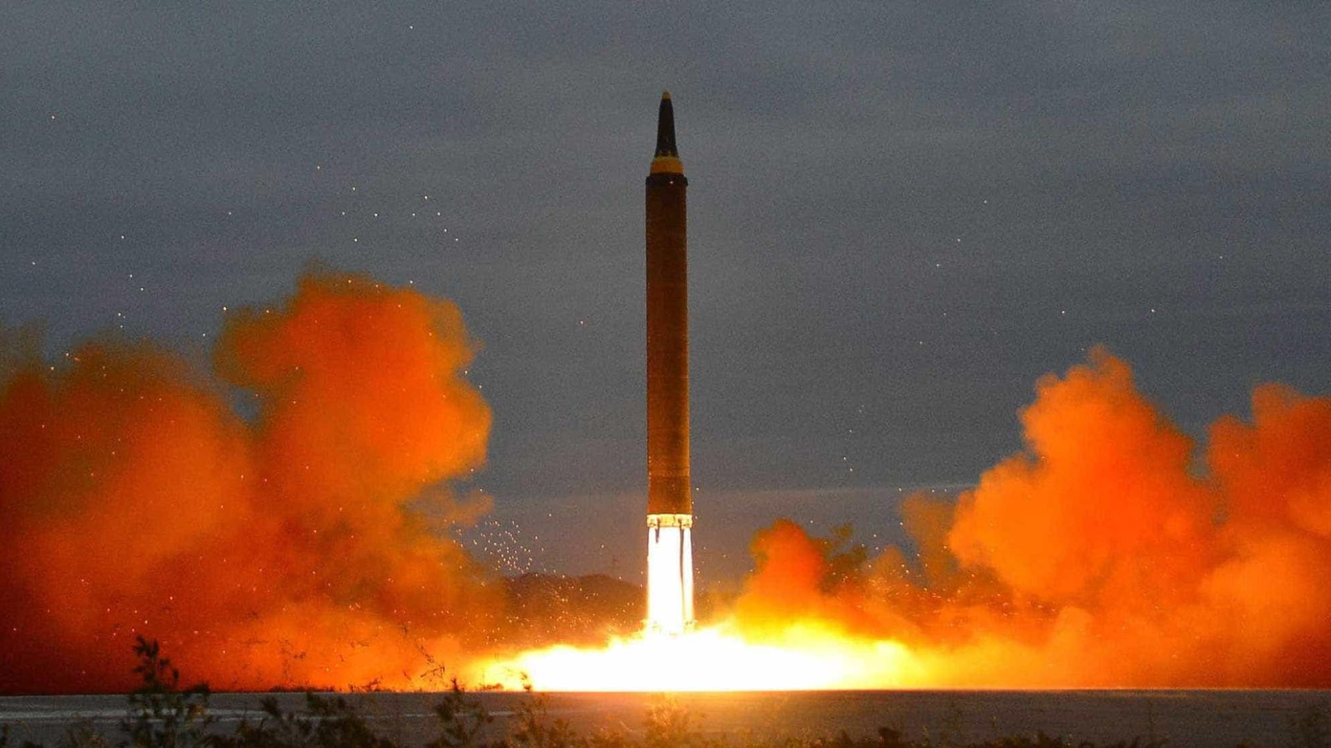 Japão diz que Pyongyang é uma ameaça real para o mundo