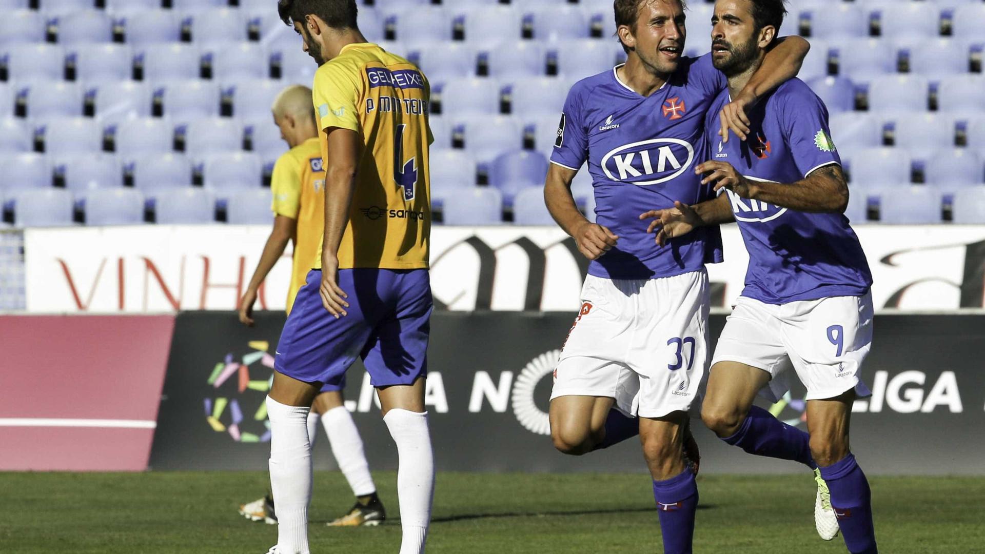 Belenenses vence Estoril com golos de Tiago Caeiro e André Sousa