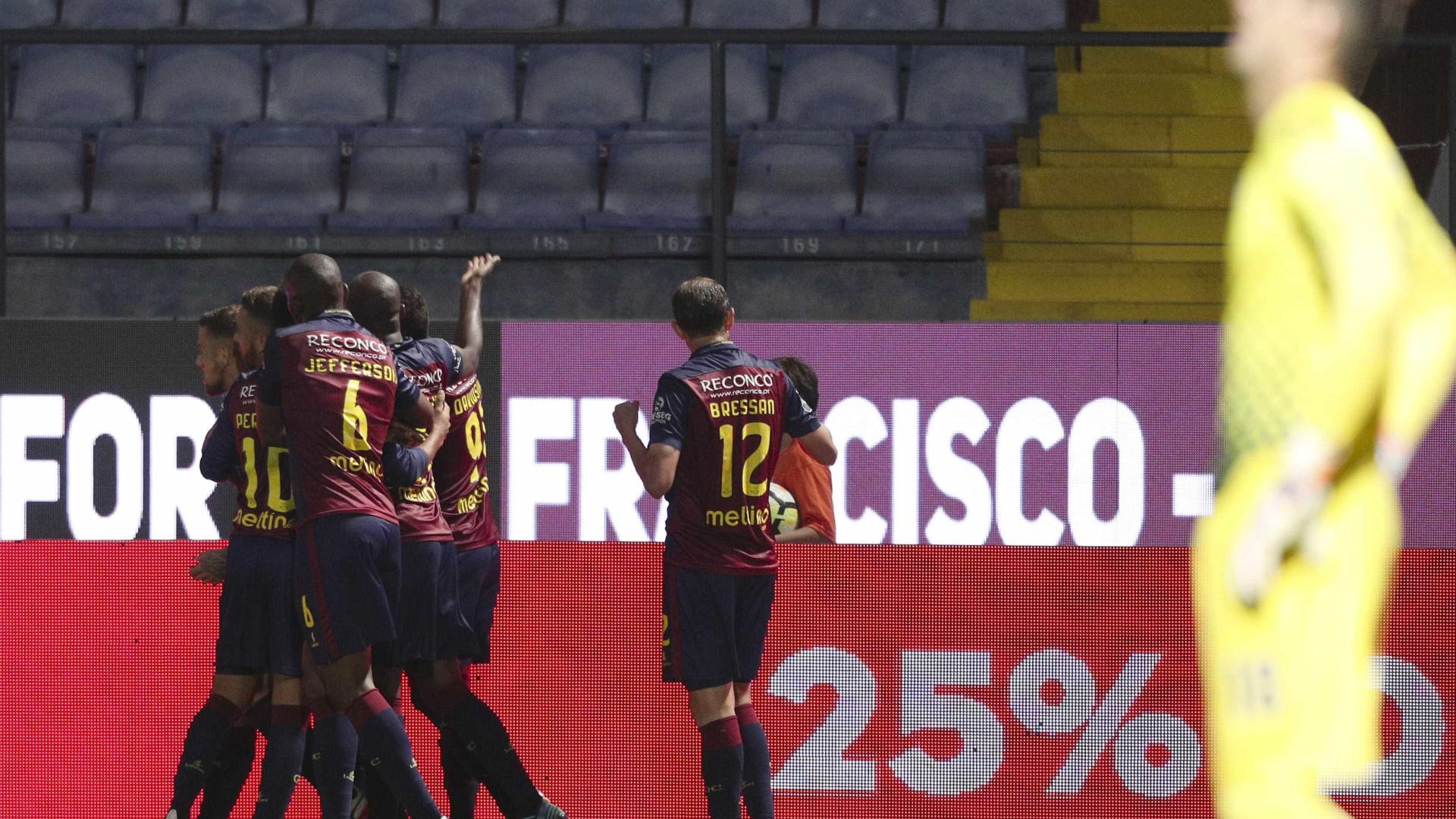 Videoárbitro dá início à primeira vitória do Chaves no campeonato