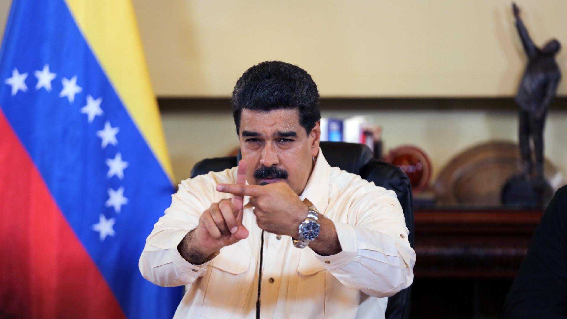 """Venezuela considera sanções de Bruxelas """"ilegais, absurdas e ineficazes"""""""