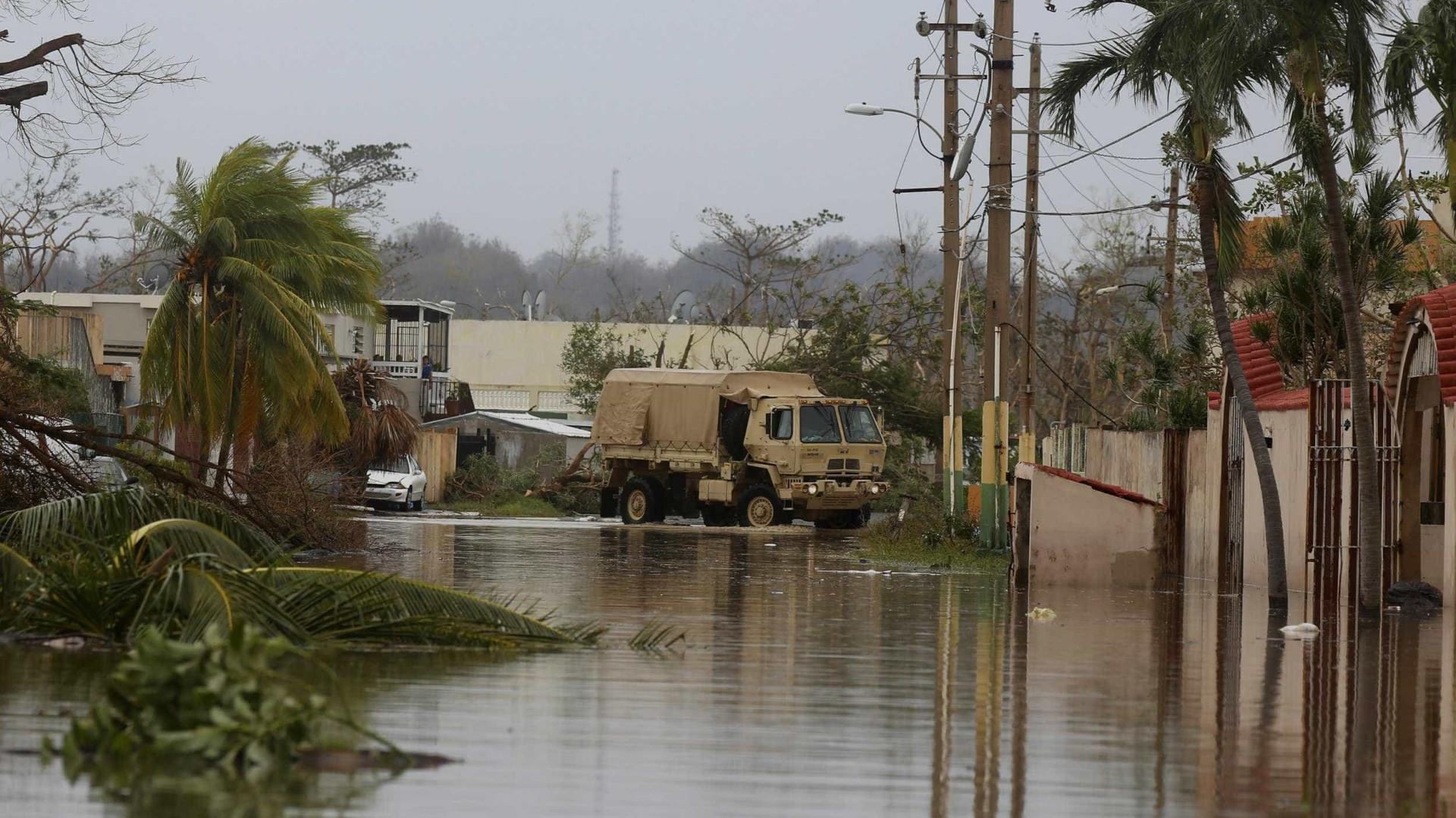 Furacão Maria atinge a categoria 5 e ameaça ilhas do Caribe