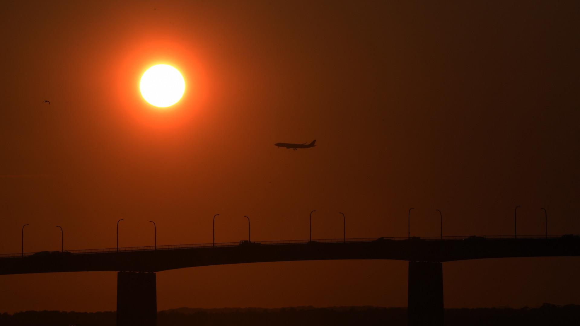 Ano de 2017 é o segundo mais quente dos últimos 86 anos
