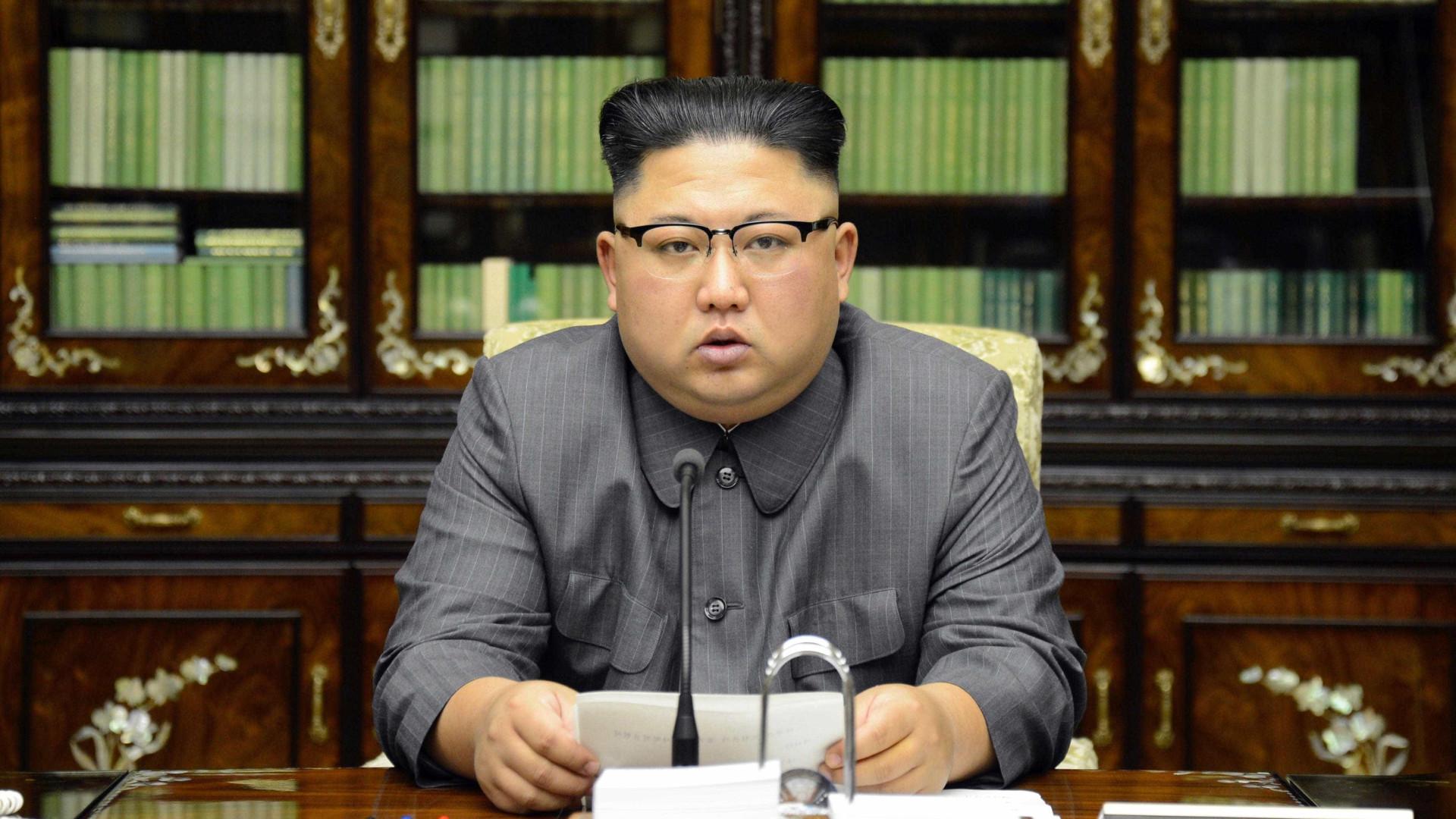 Pyongyang condena Trump em carta enviada a deputados internacionais