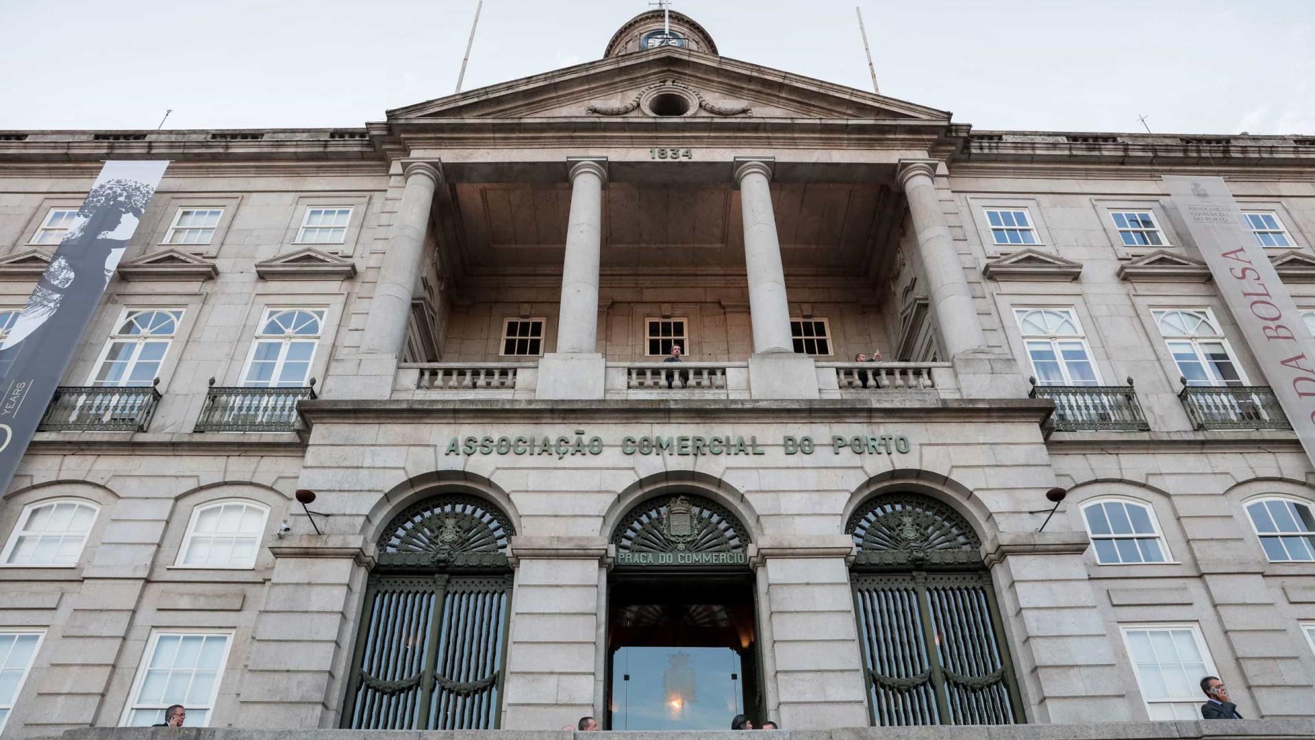 Palácio da Bolsa no Porto recebeu 376.172 visitantes em 2018