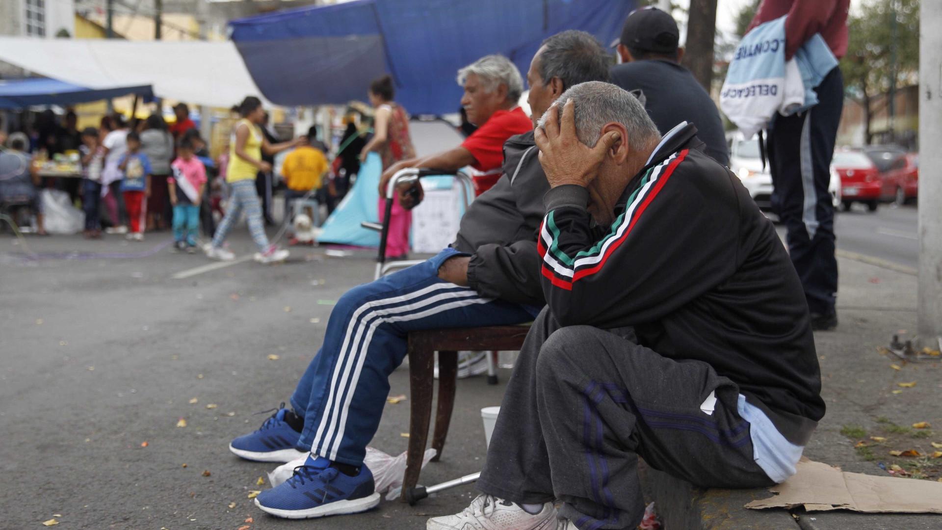 Três mortos no sismo registado hoje no México