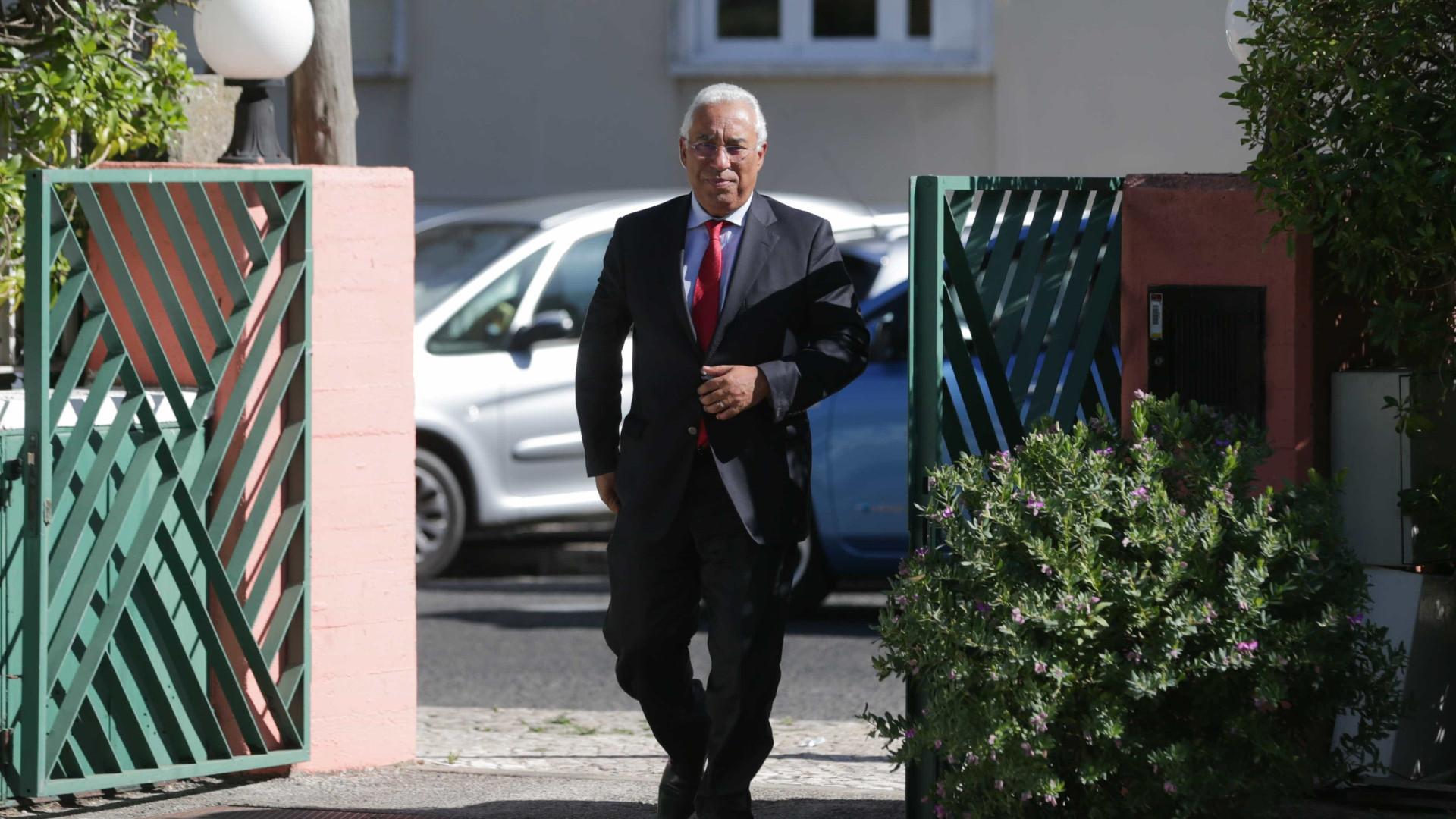 """Costa destaca """"aposta forte"""" nas condições de investimento das empresas"""
