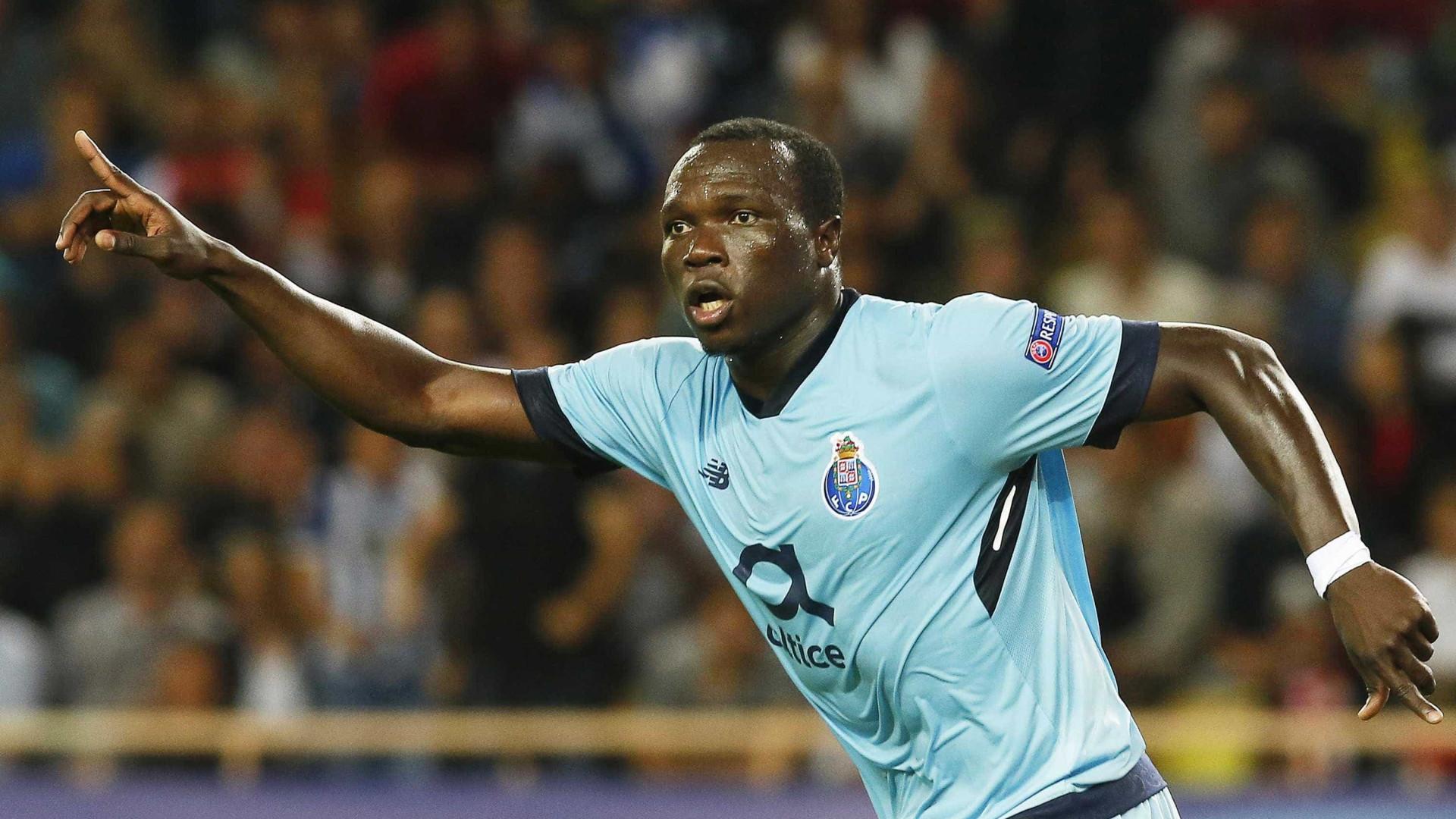 FC Porto compra totalidade do passe de Aboubakar e renova até 2021