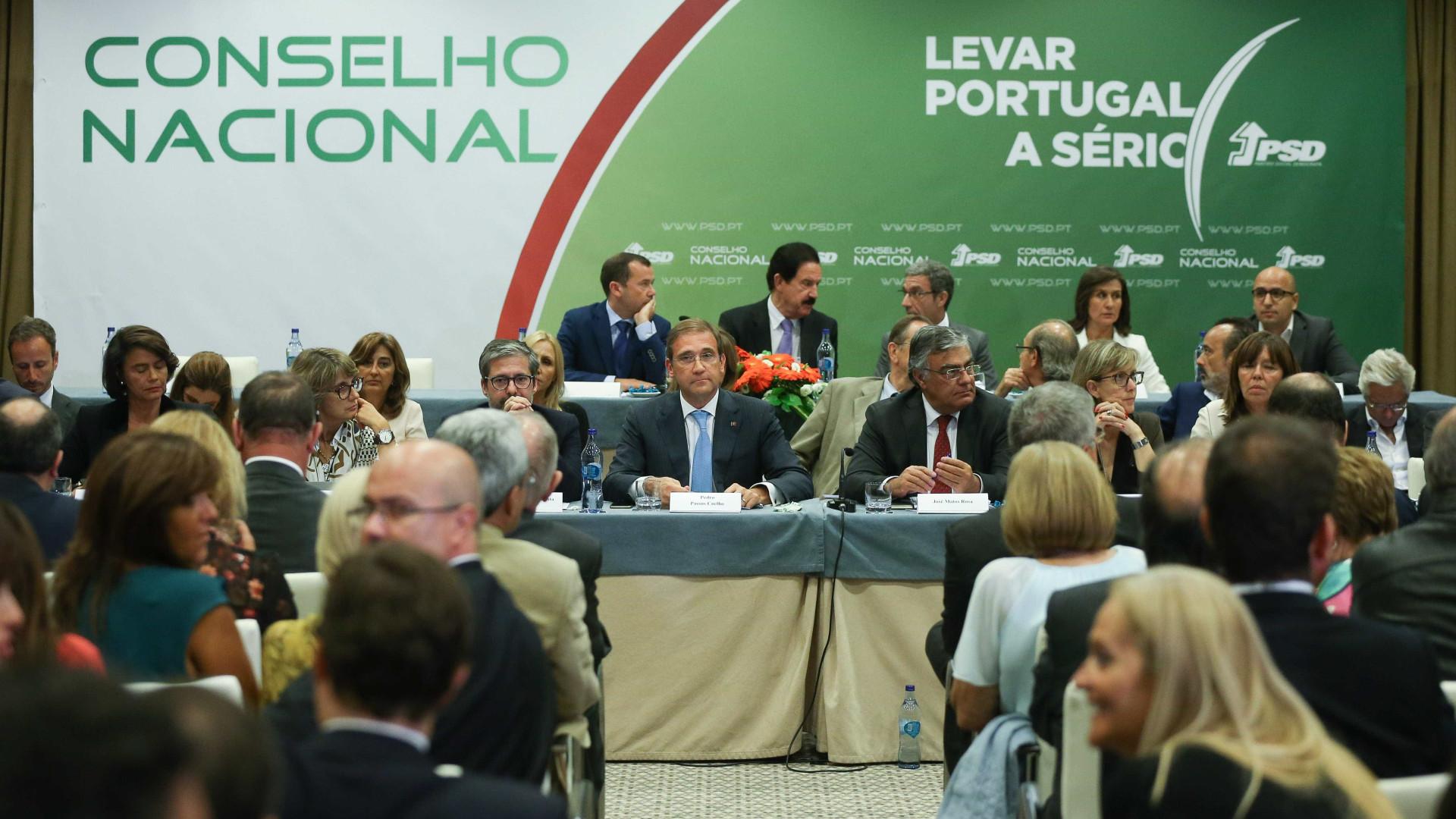 Directas no PSD marcadas para Janeiro. Congresso em Fevereiro