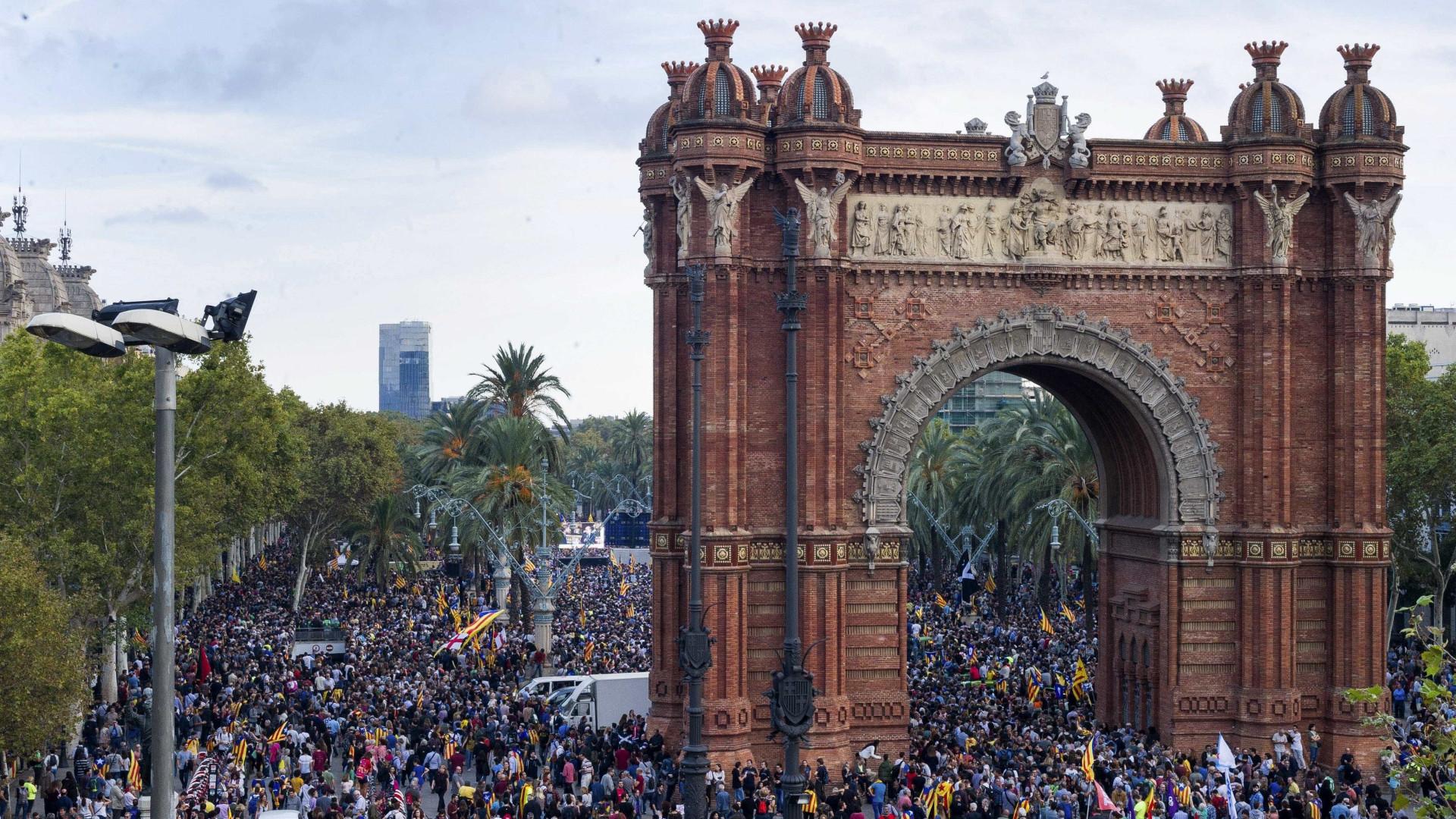 """EUA reiteram que """"apoiam uma Espanha forte e unida"""""""