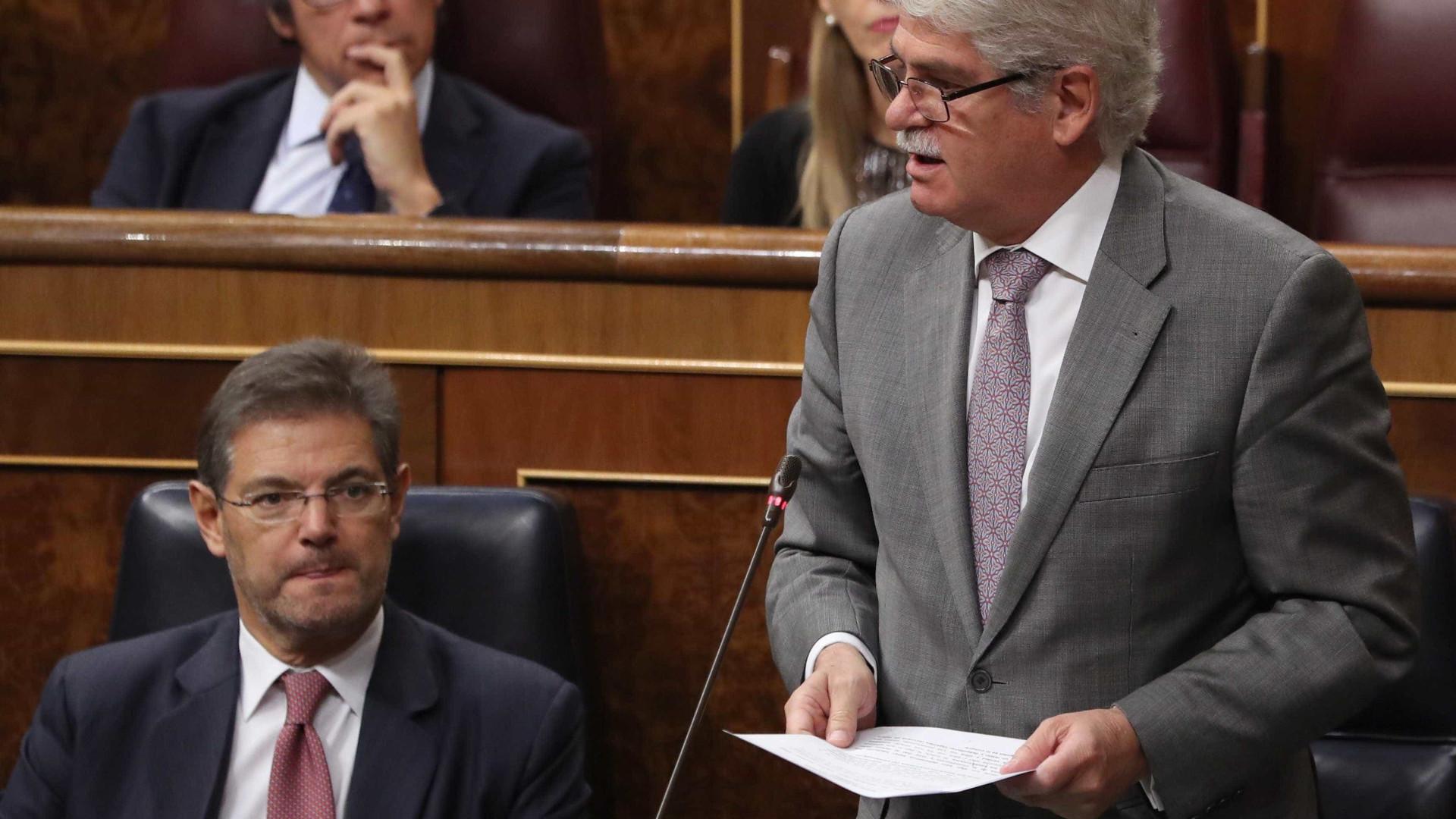 Ministro diz que Puigdemont não declarou independência da Catalunha