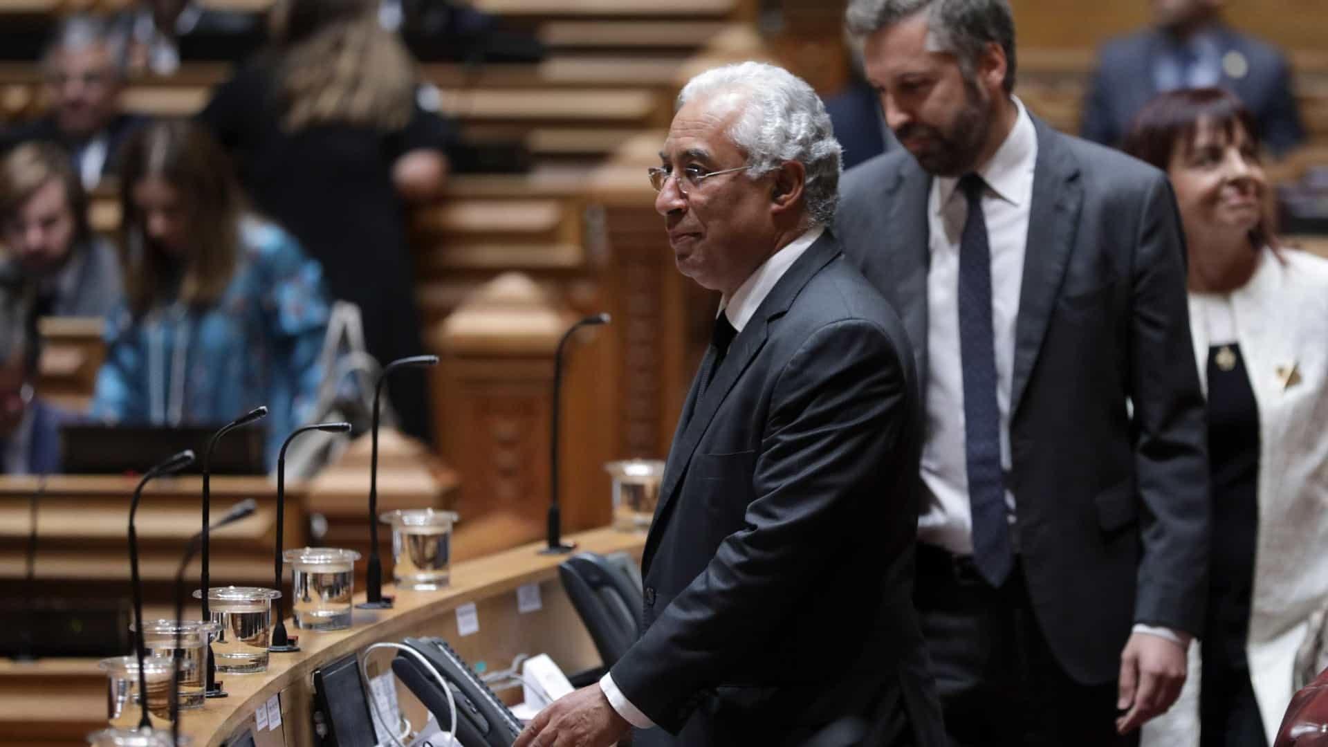 Minoria socialista requer a Costa reunião dos órgãos nacionais do PS