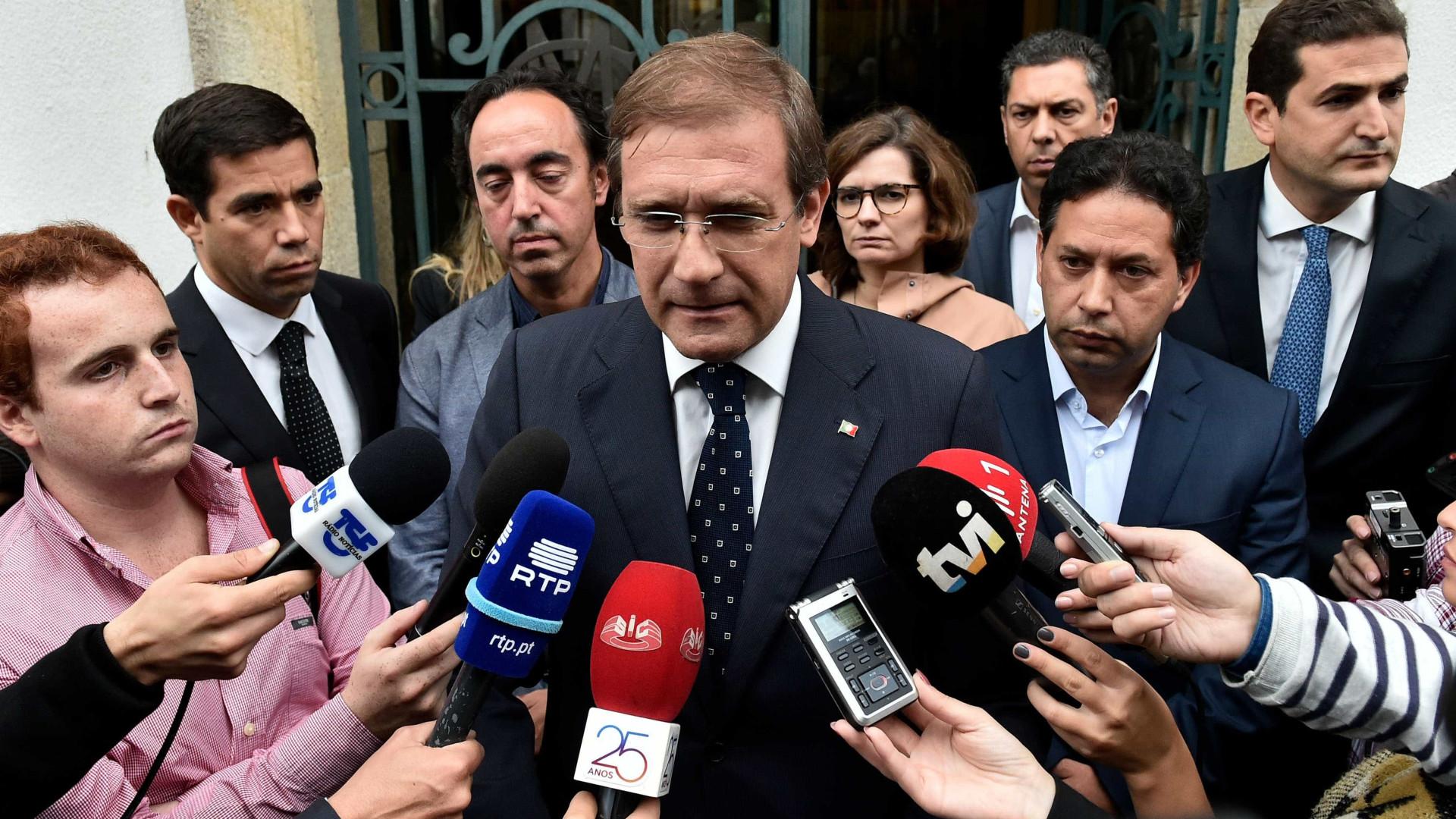 PSD quer reforçar profissionalização do combate na Proteção Civil