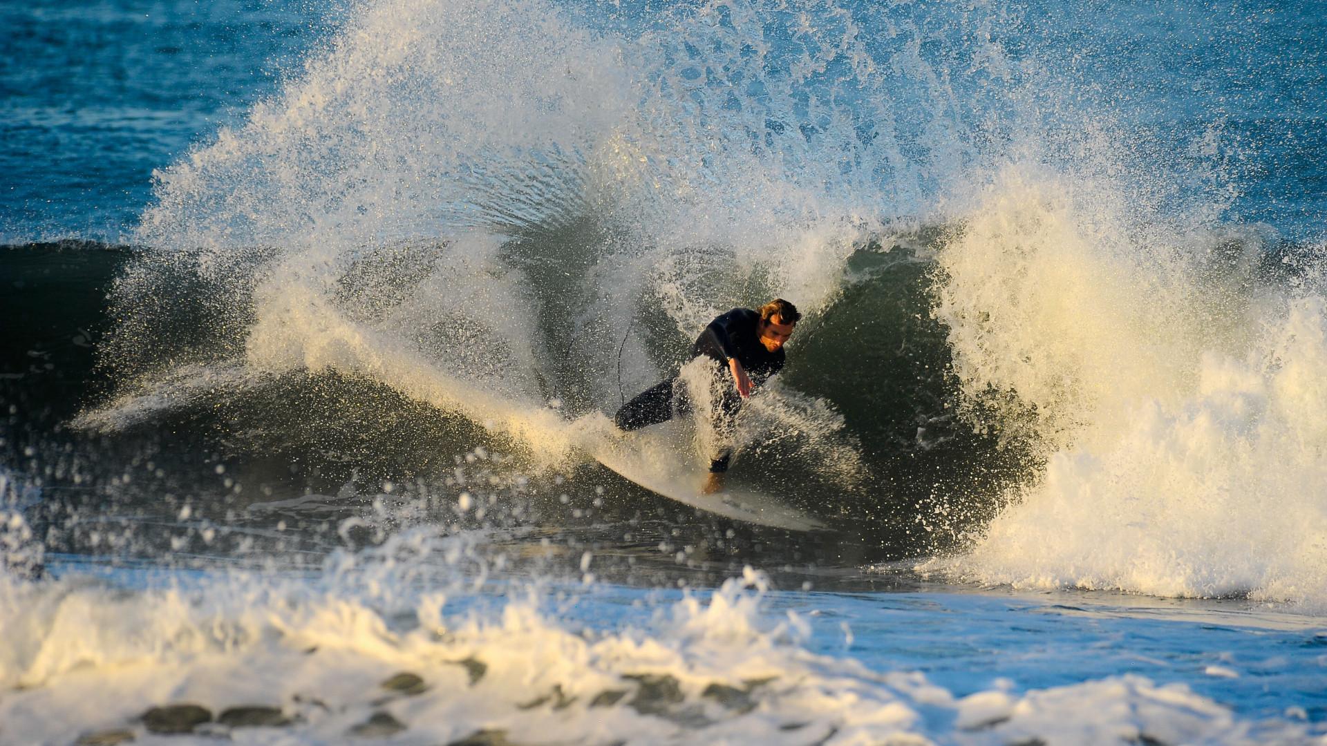 Surf: Frederico Morais segue para a terceira ronda no Rio de Janeiro