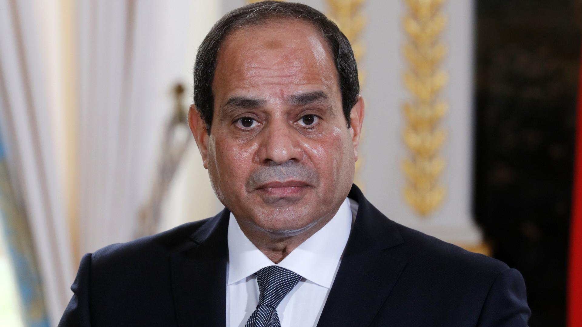 Abdel Fattah al-Sisi vai recandidatar-se à presidência do Egipto