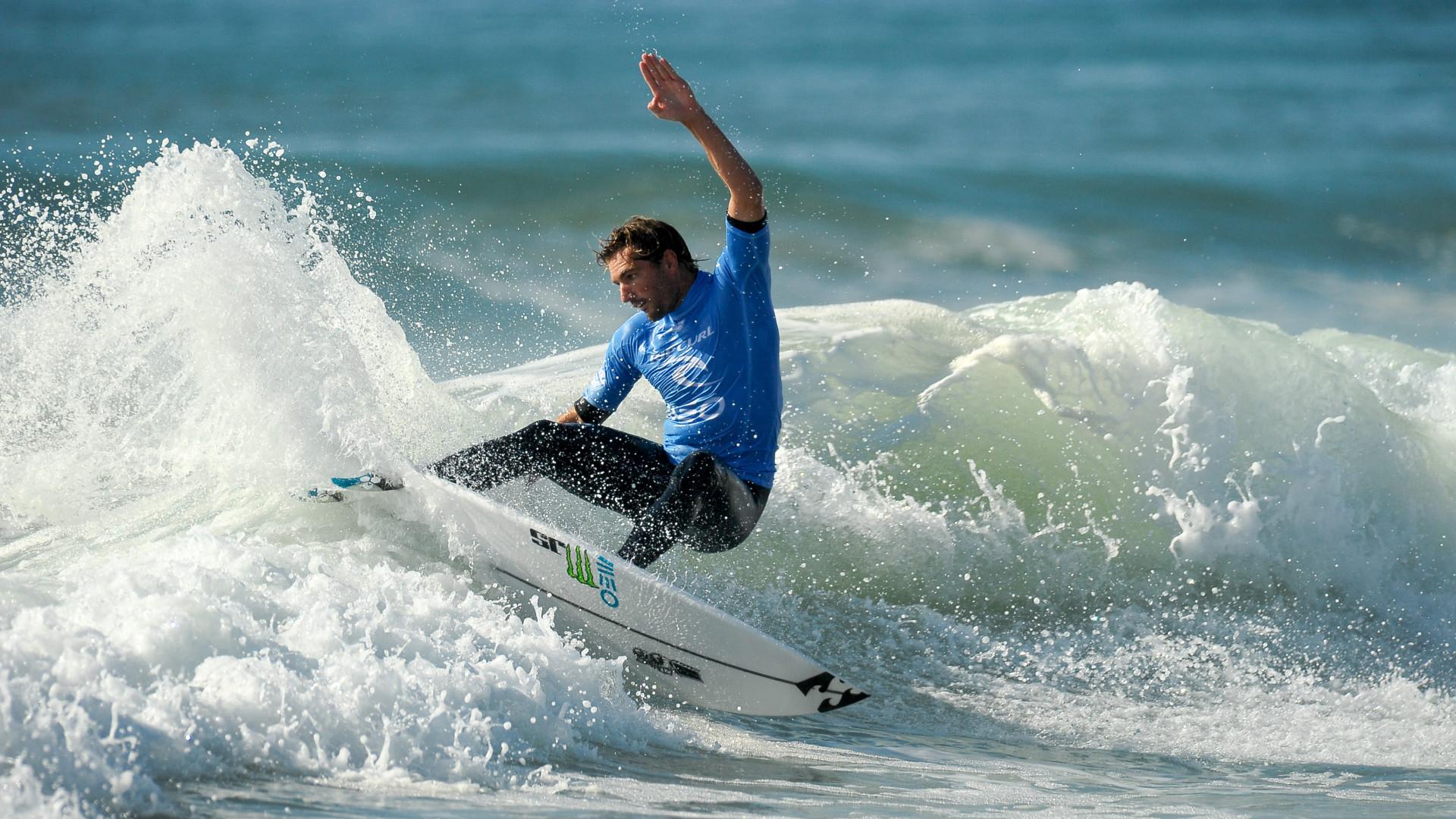 Frederico Morais avança para a terceira ronda na Gold Coast