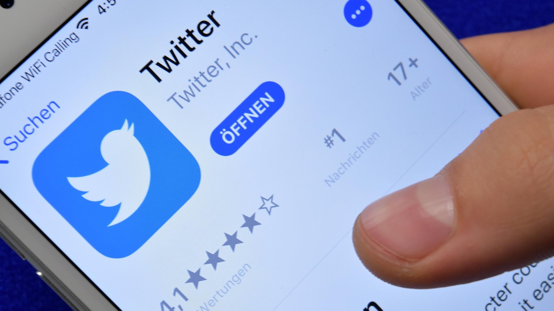 Twitter suspendeu em dois meses mais de 70 milhões de contas