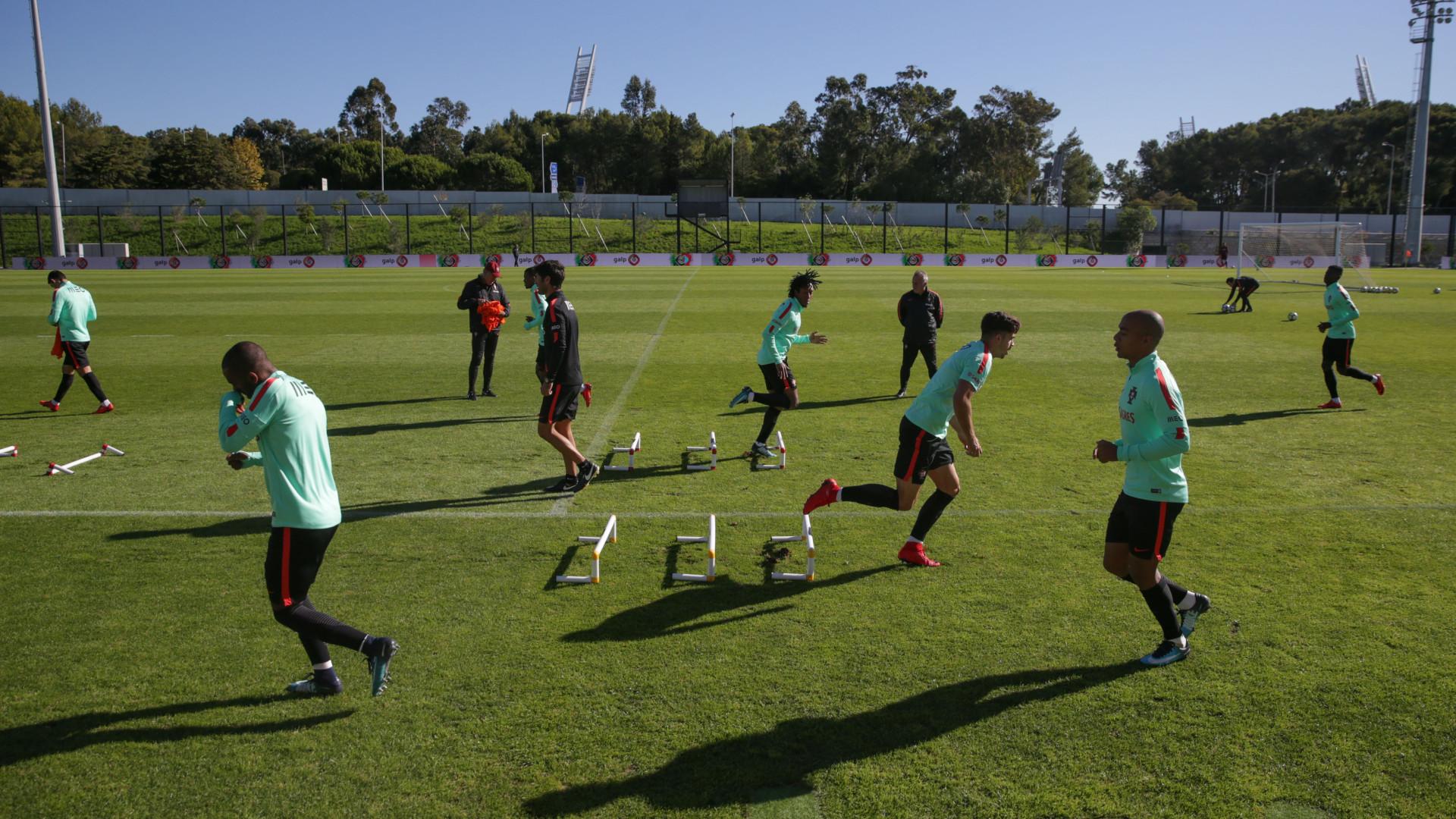 Portugal: Particulares frente a Croácia e Escócia durante Liga das Nações