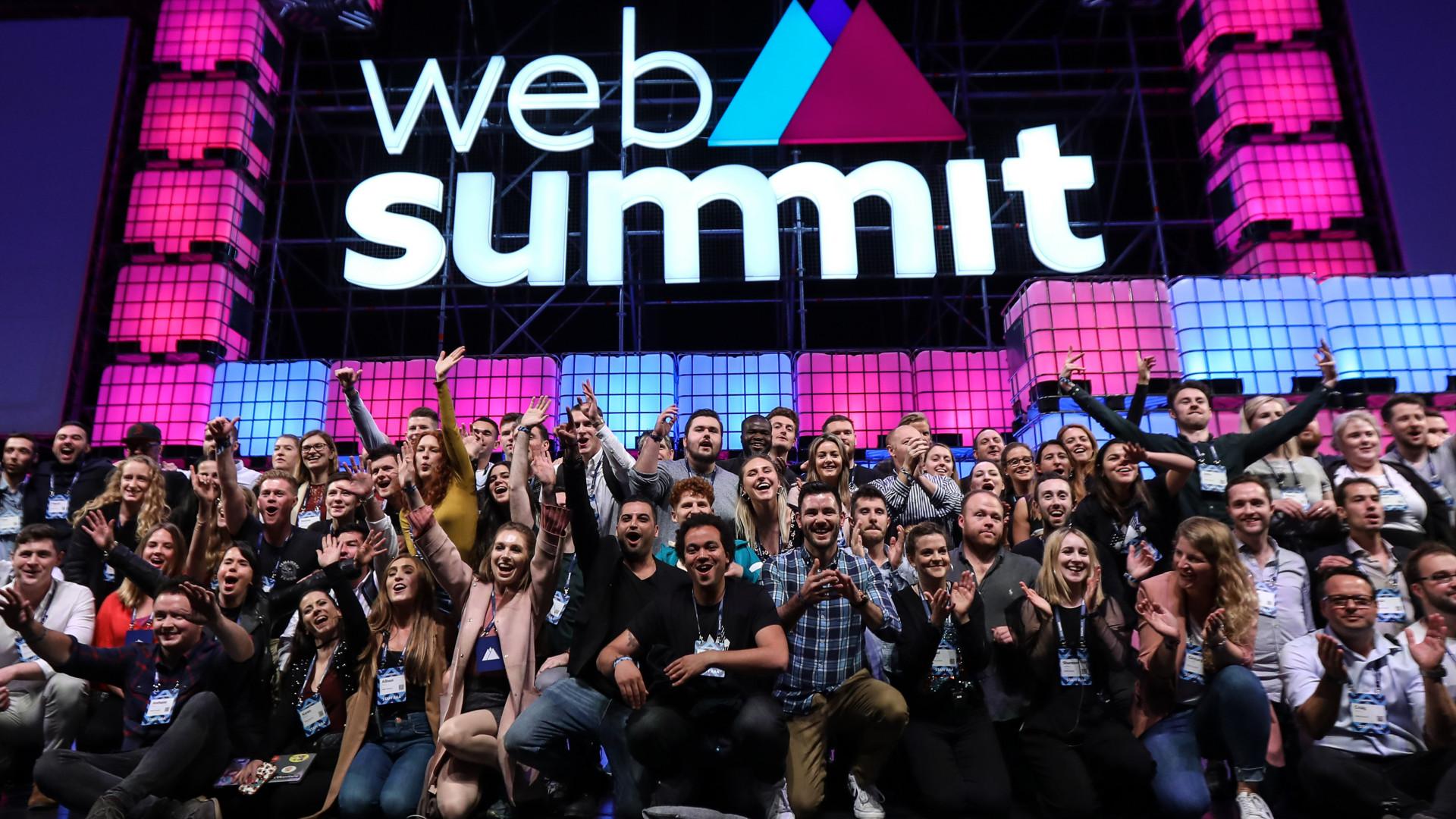 Governo estima impacto da Web Summit de 300 milhões mas pode aumentar